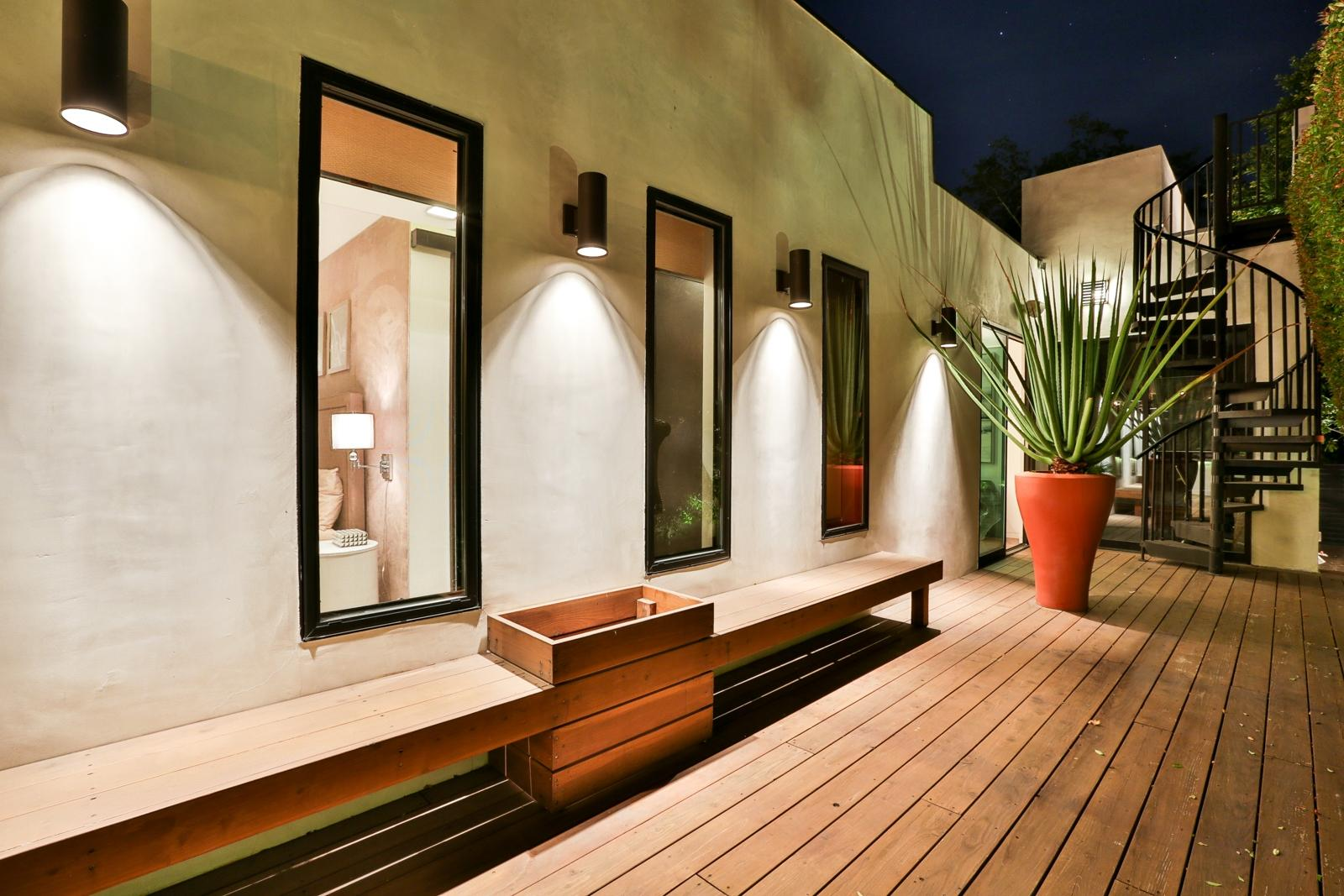 luxury retreats in West Hollywood