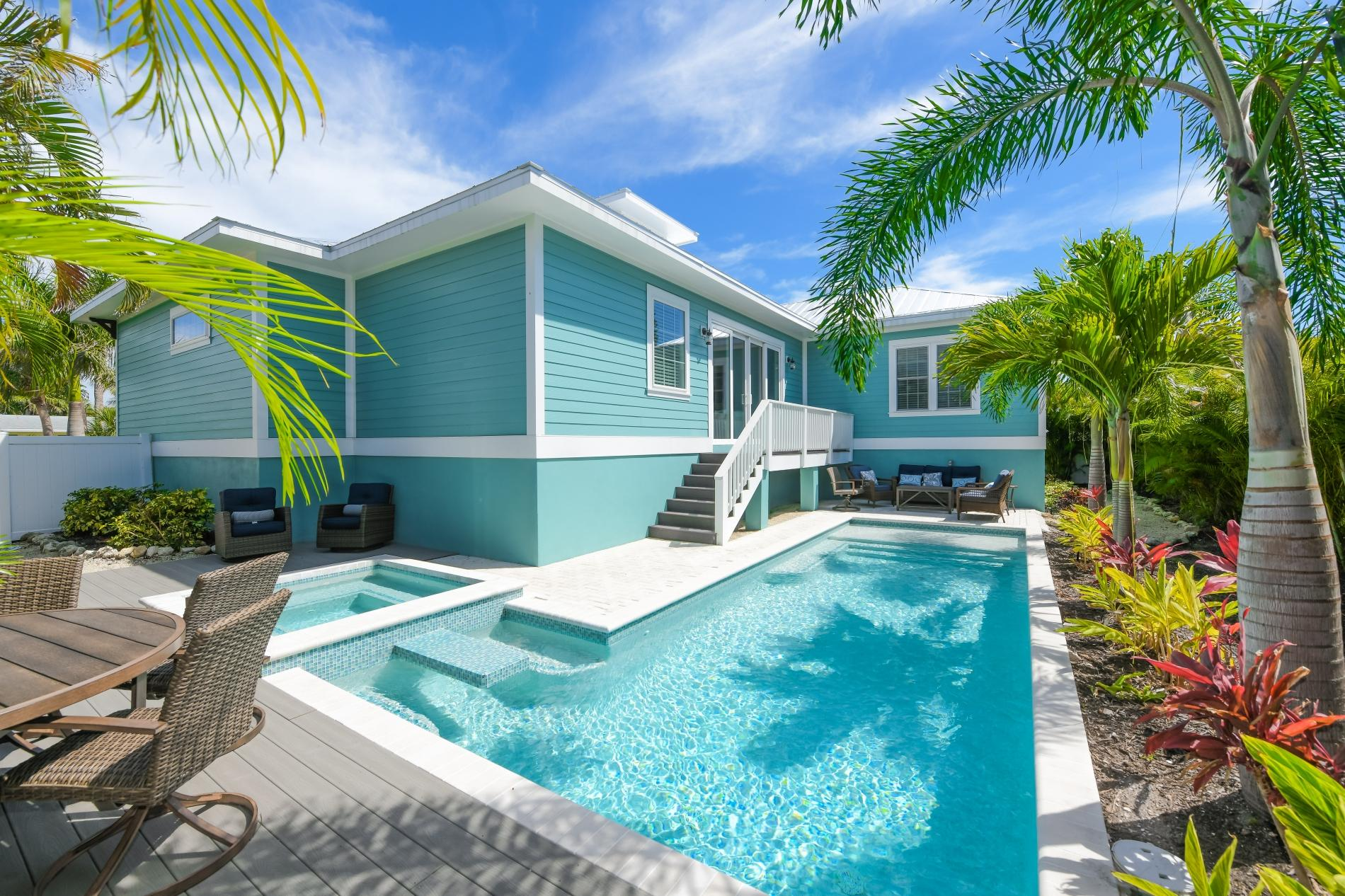 Beachy Keen - Vacation Rental in Holmes beach,FL | AMI Locals