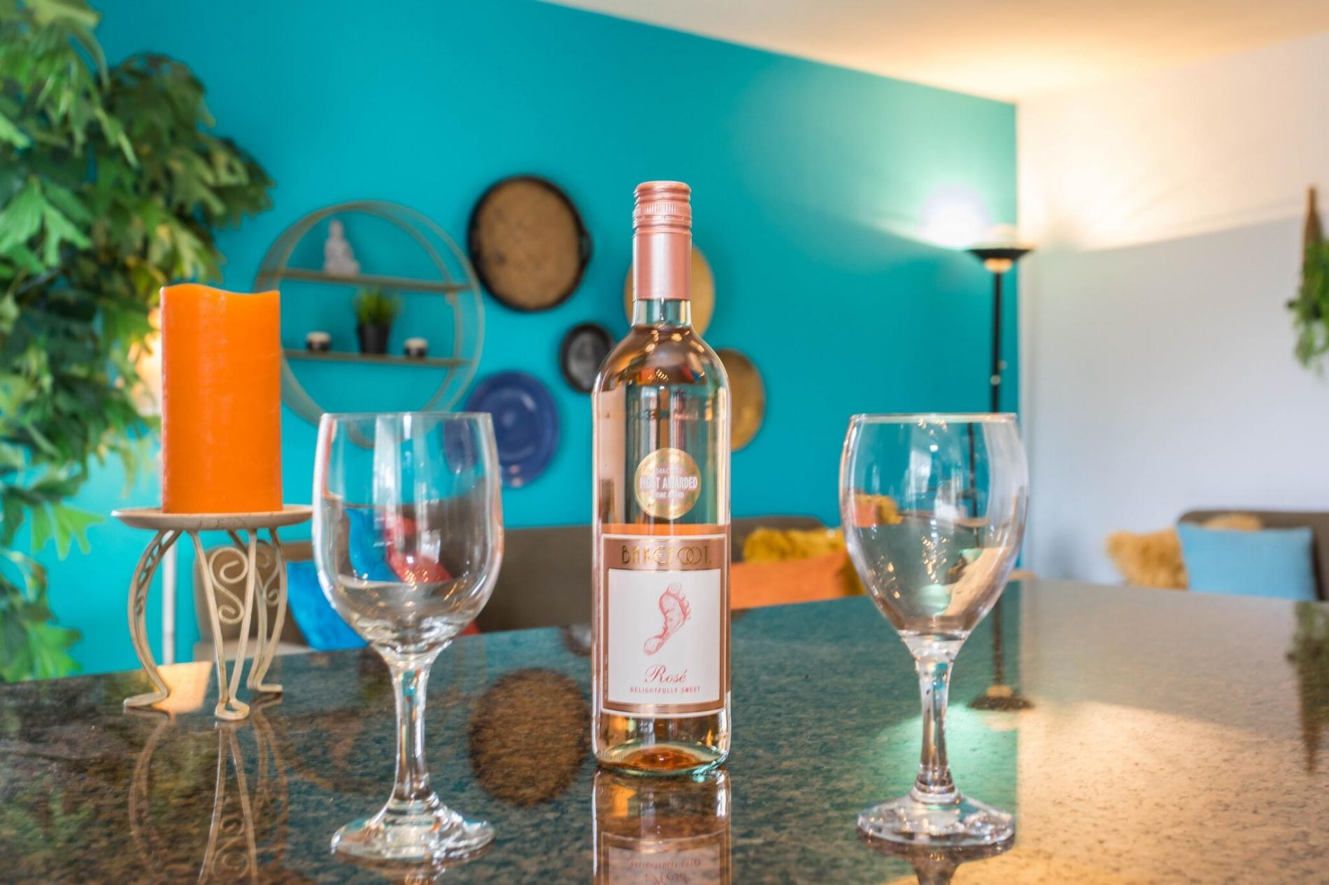 Apartment Namaste Drink Rose - Mins from Wineries photo 20726758
