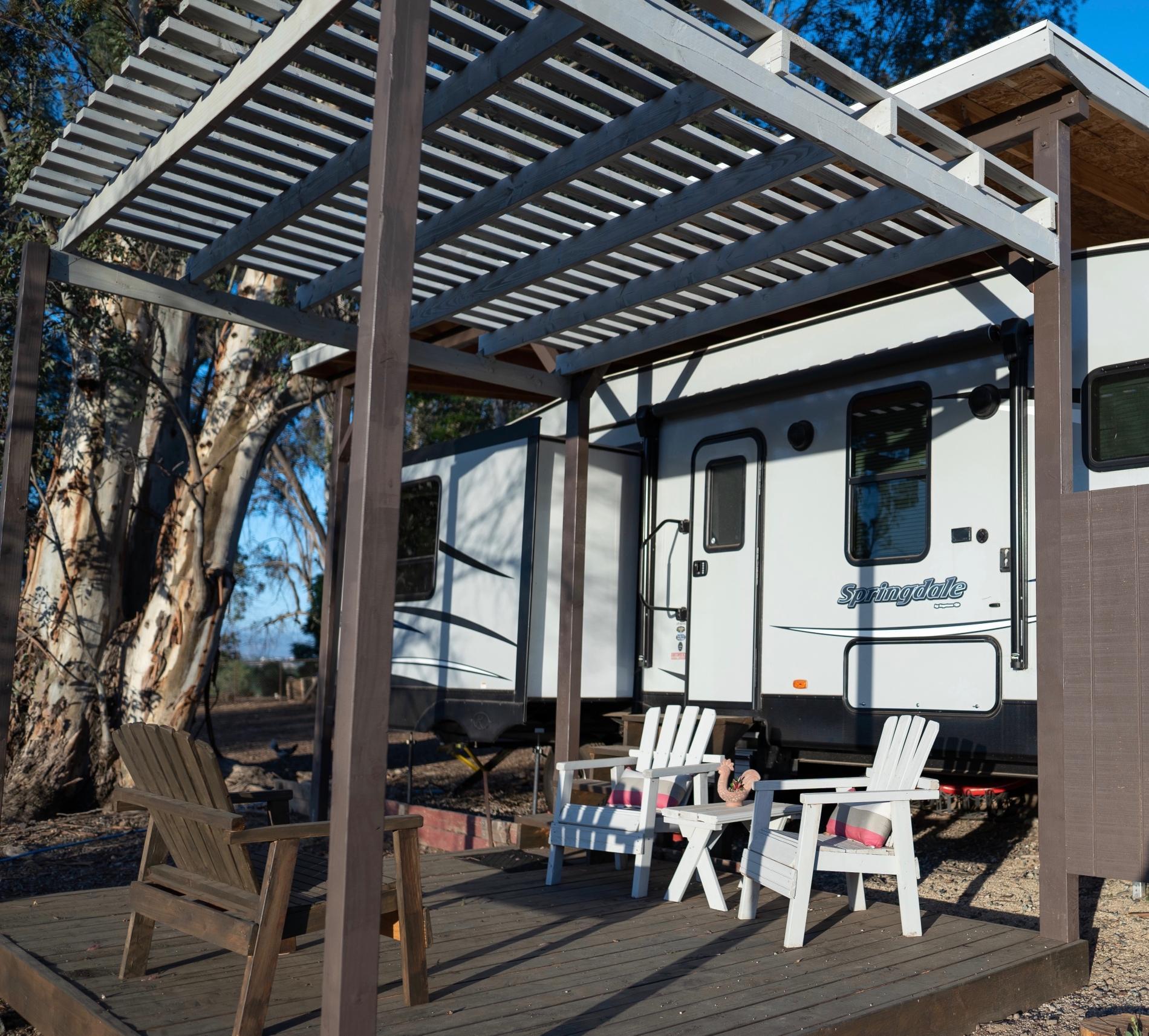 Apartment Hakuna Moscato - RV on Horse Ranch photo 20726888