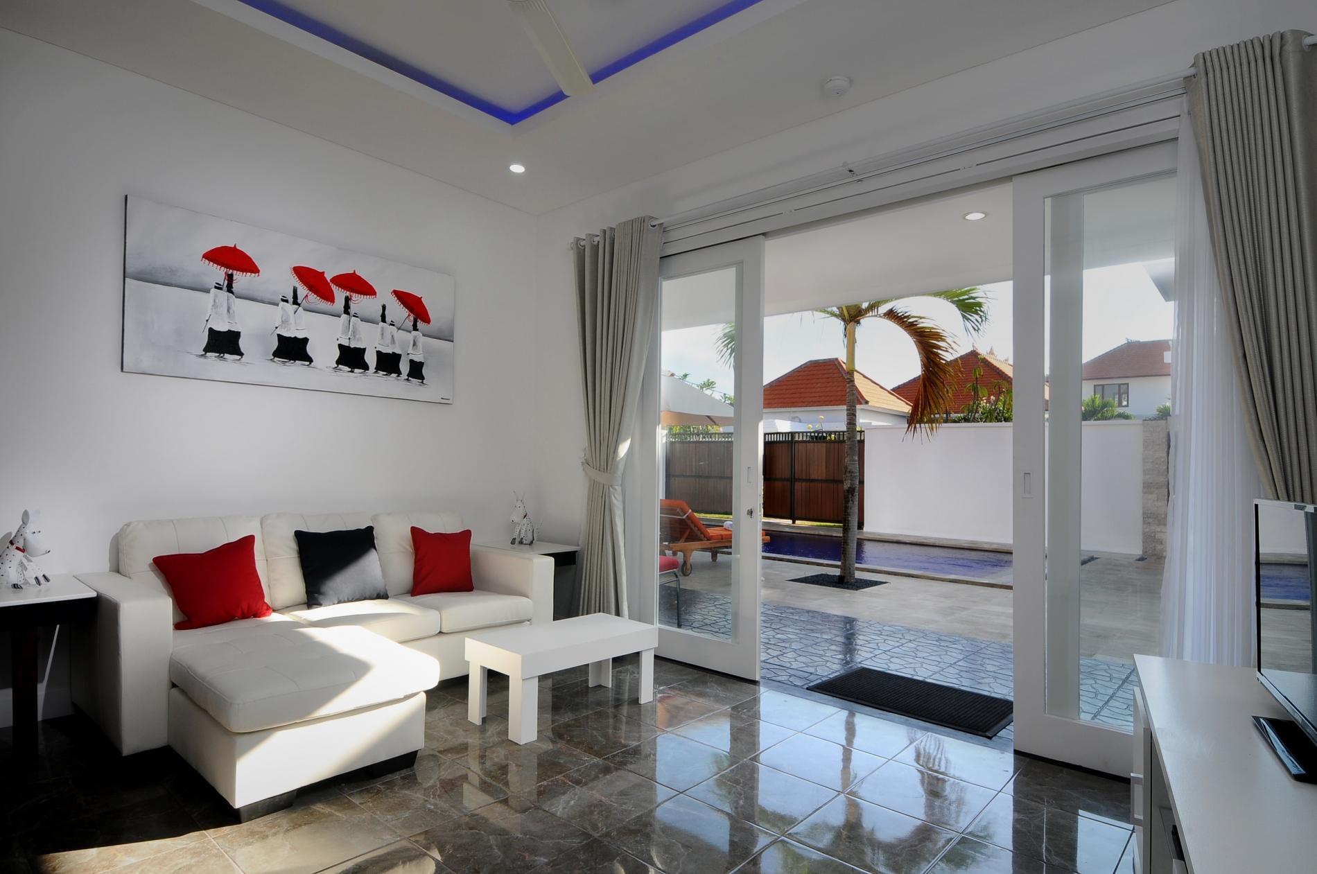 Suka Merta Apartment Merah