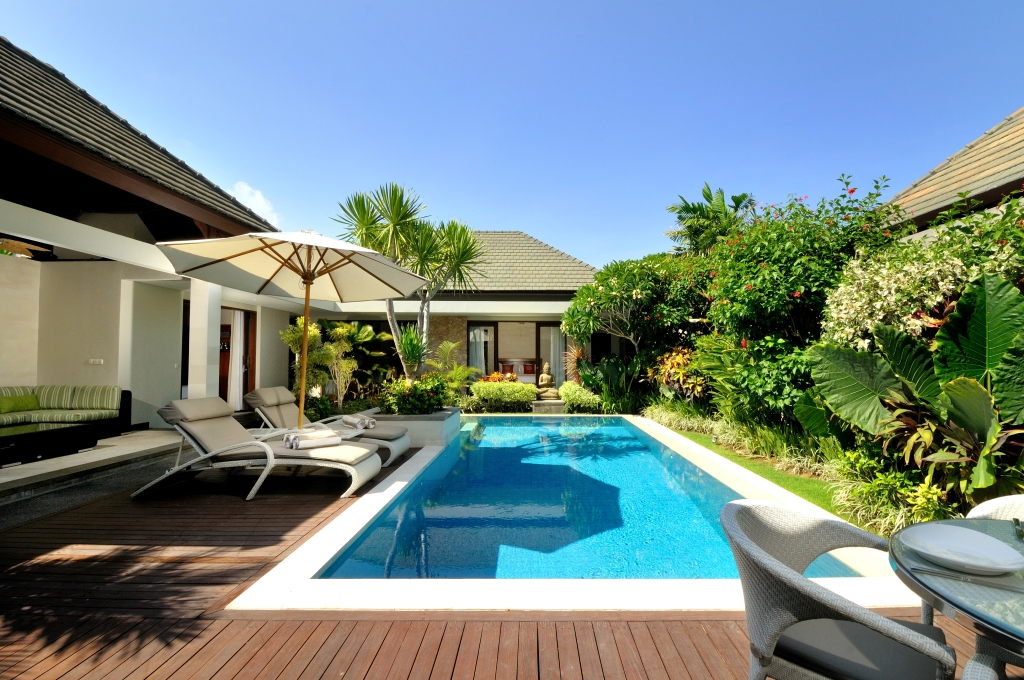 Seven Kejora - Beachfront Estate Sanur