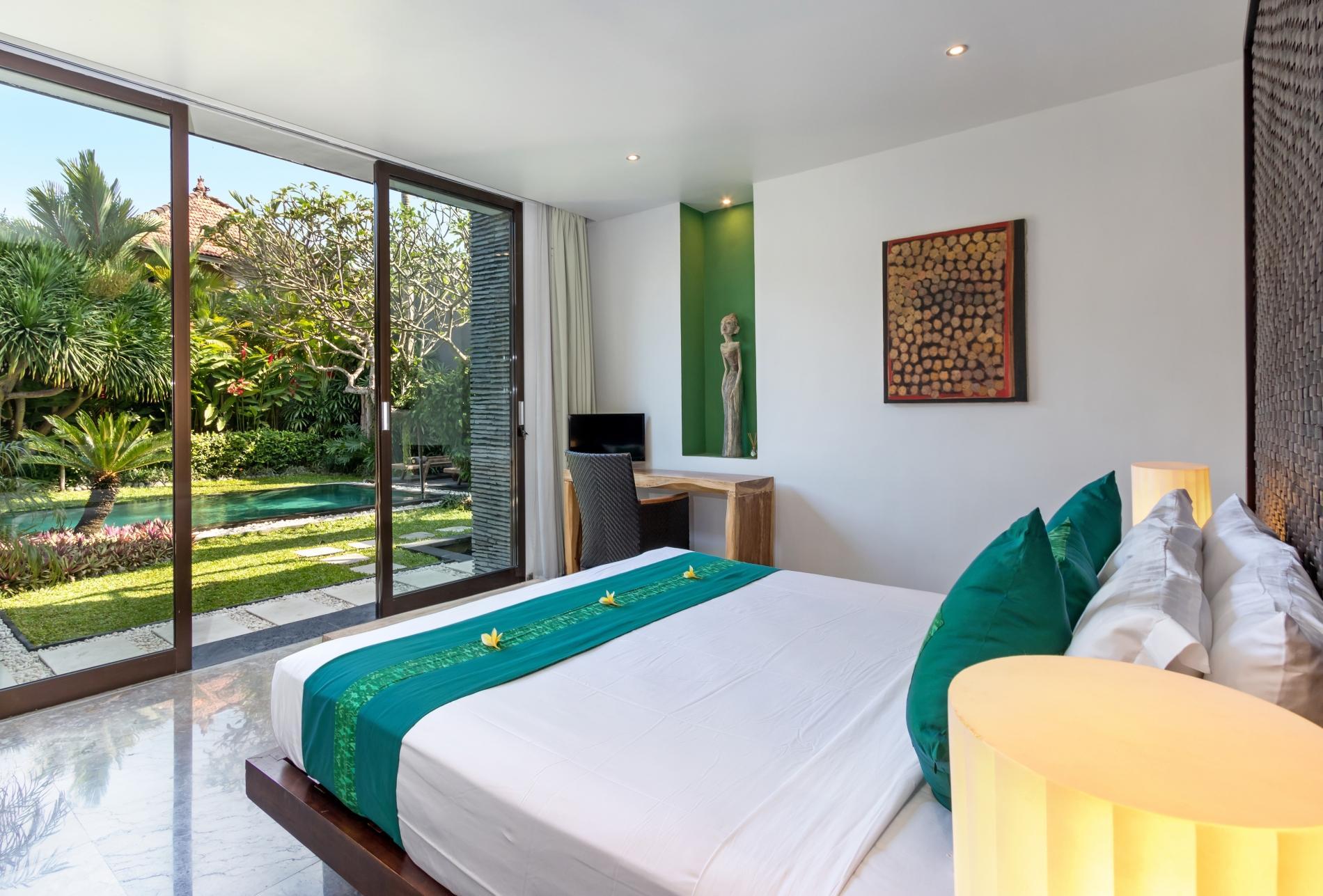 Villa Anjali Green - Central Seminyak