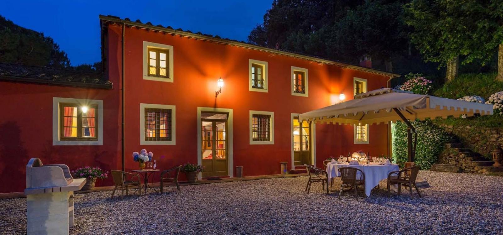 Casa Rossa