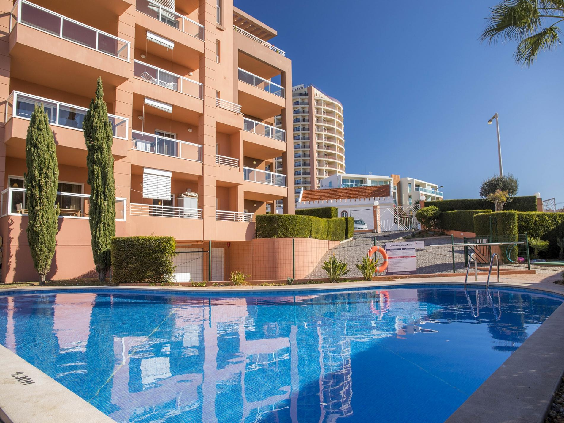 B02 - Fantastic Apartment with Pool Almost on the Sandy Beach! photo 16188483