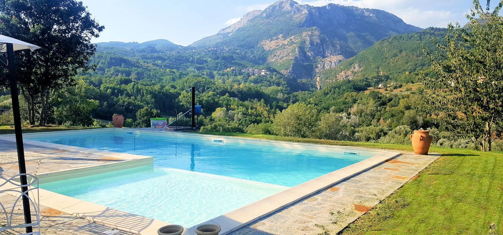 Casa Natalina - Villa Collemandina - Lucca