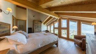 Chalet Miro in Switzerland