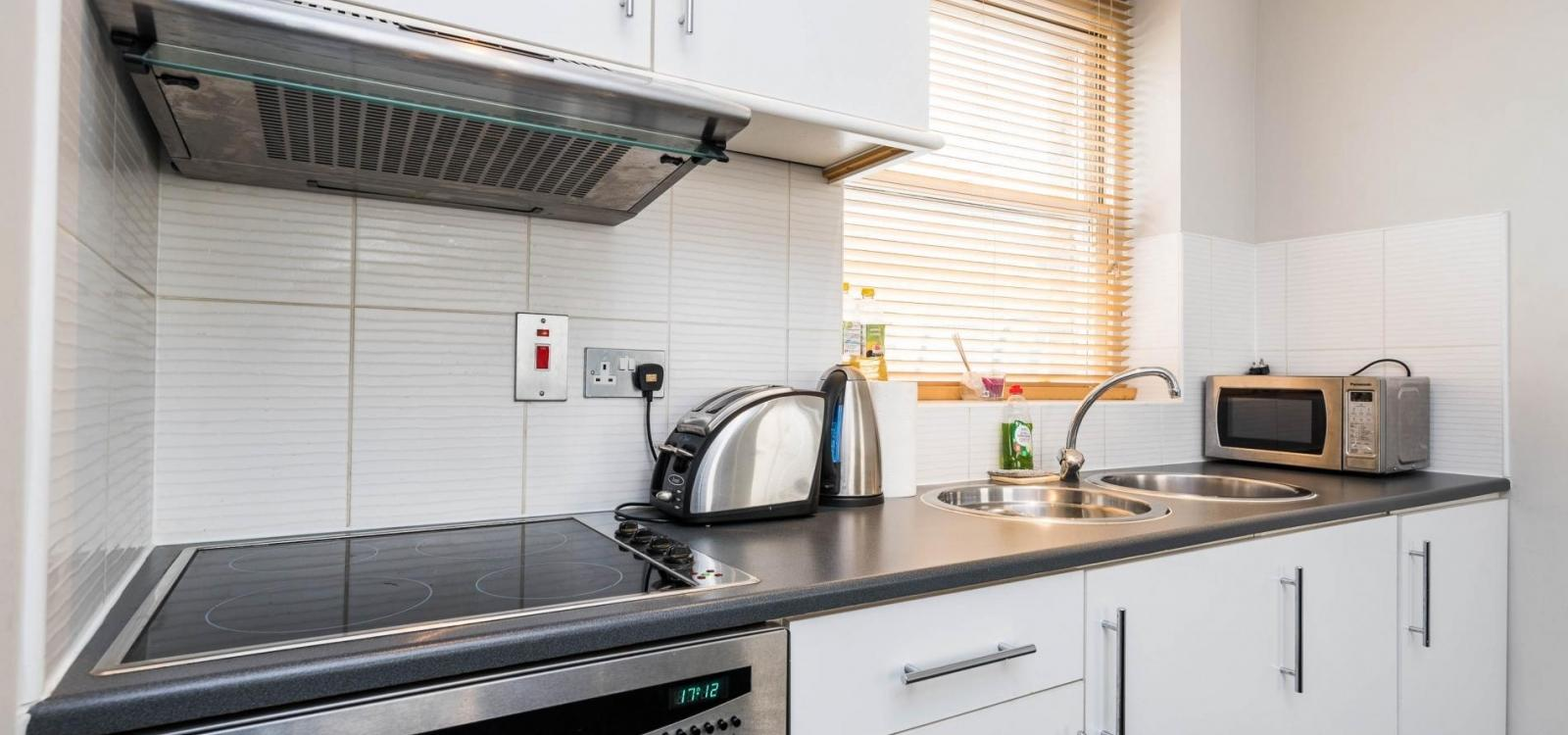 1 Bed Flat in St Paul's the Very Centre of London!