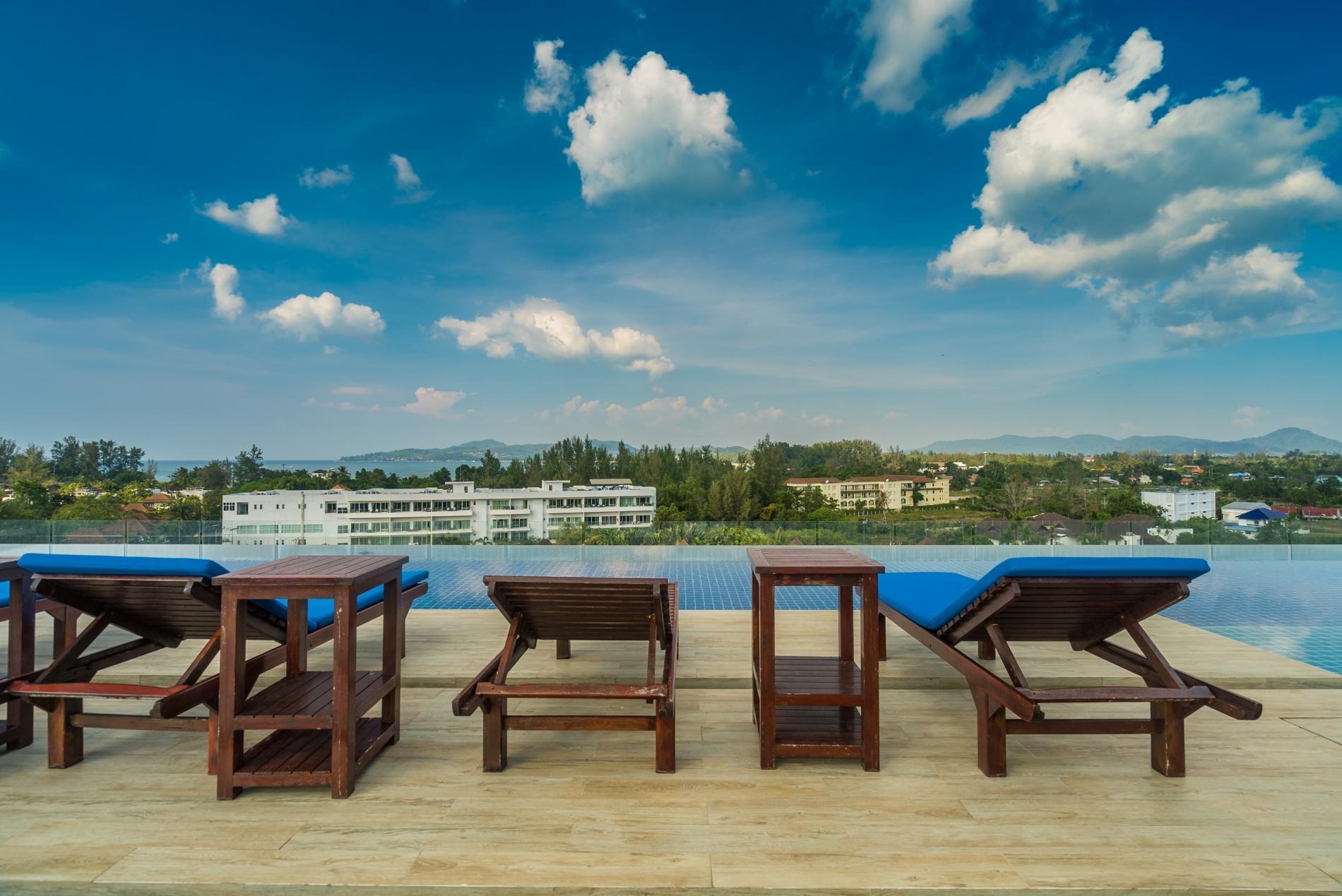 Apartment Aristo 216 - Pool access duplex in Surin condo for 4 people photo 20258438
