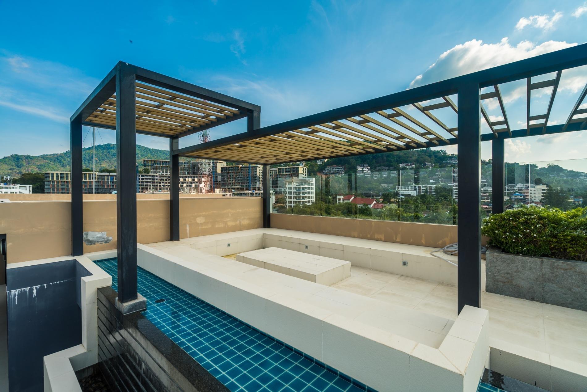 Apartment Aristo 216 - Pool access duplex in Surin condo for 4 people photo 20388838