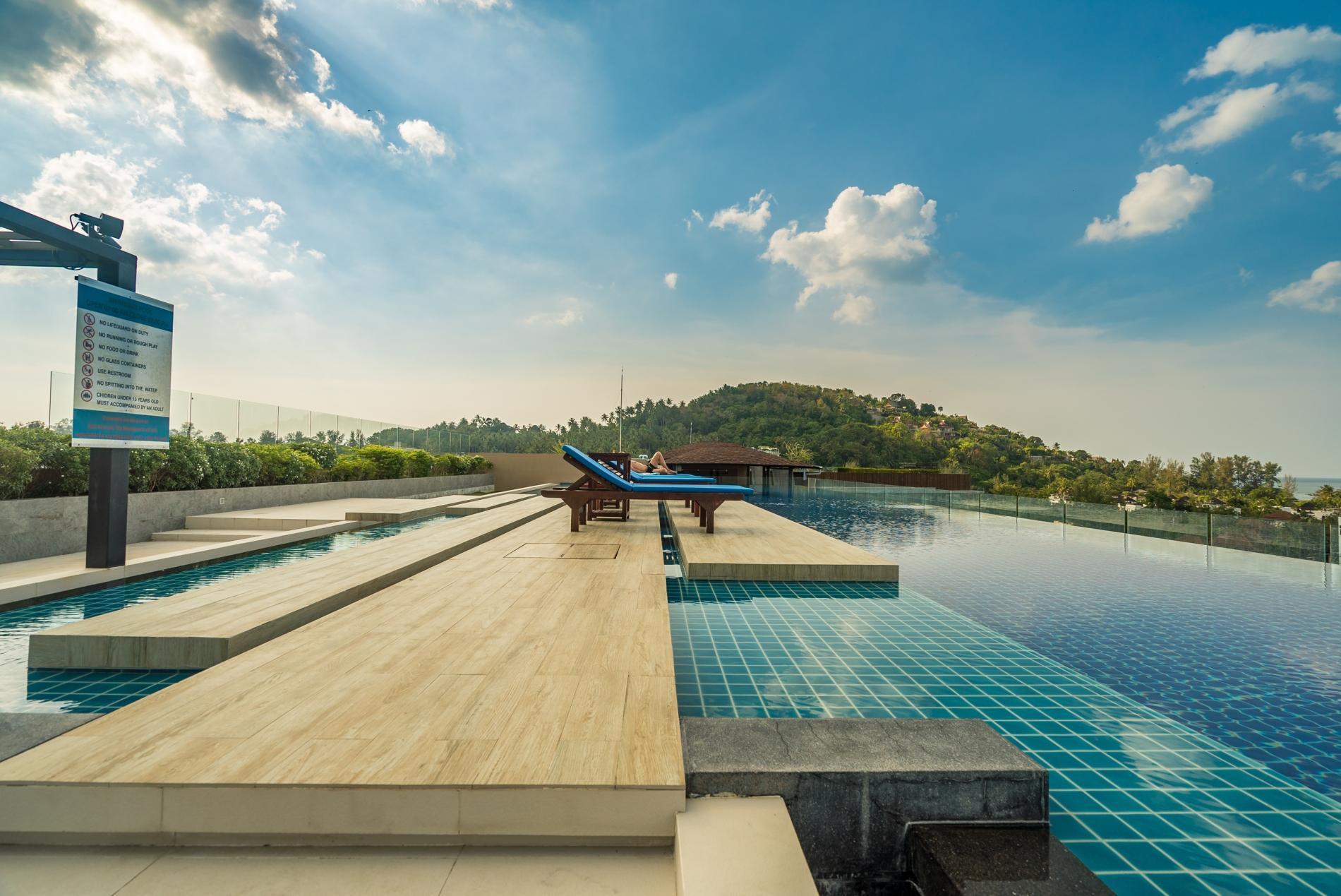 Apartment Aristo 216 - Pool access duplex in Surin condo for 4 people photo 20319813
