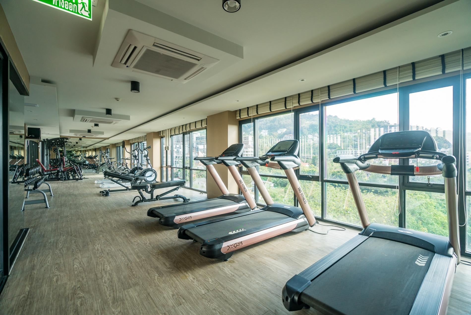 Apartment Aristo 216 - Pool access duplex in Surin condo for 4 people photo 20258436