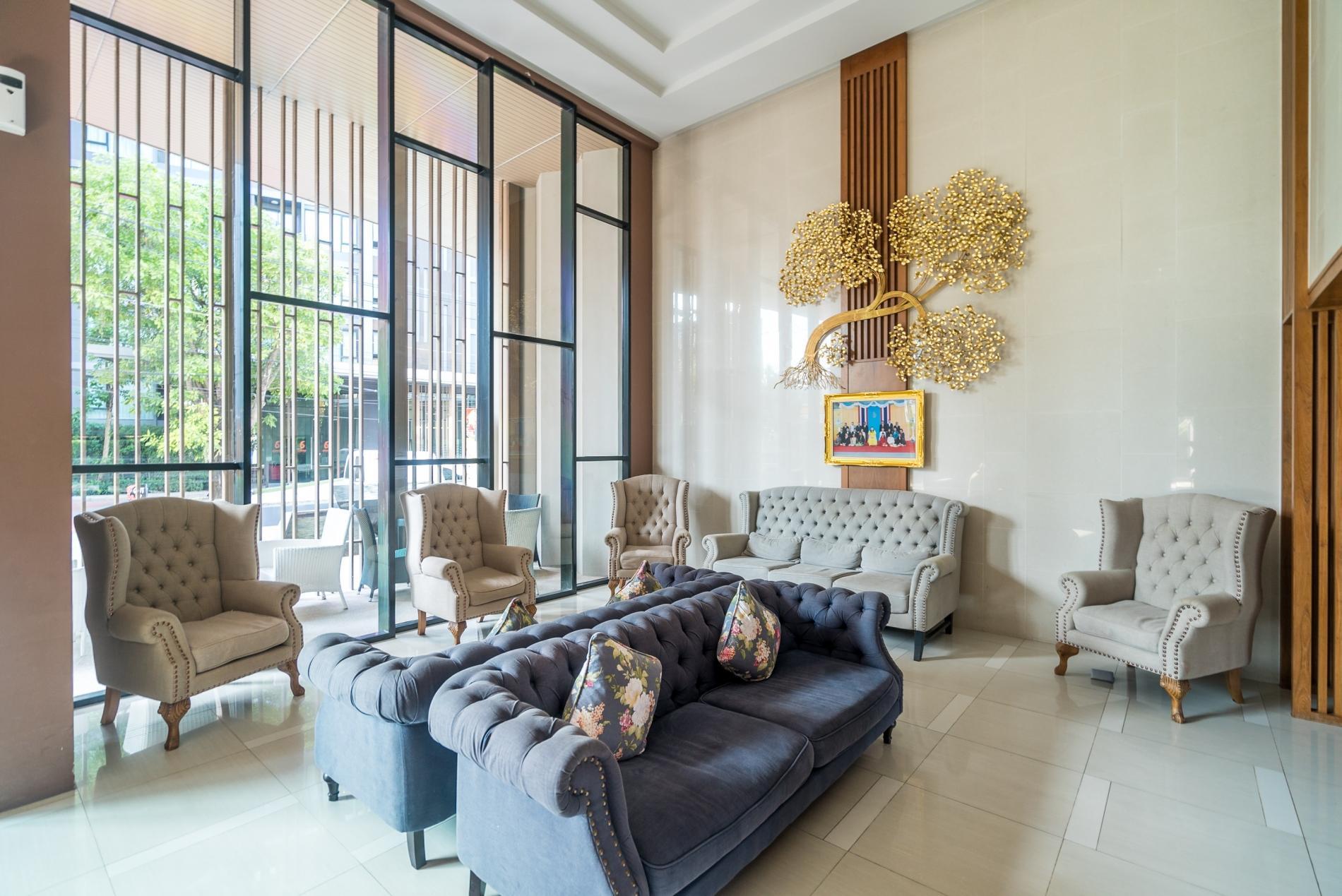 Apartment Aristo 216 - Pool access duplex in Surin condo for 4 people photo 20258434