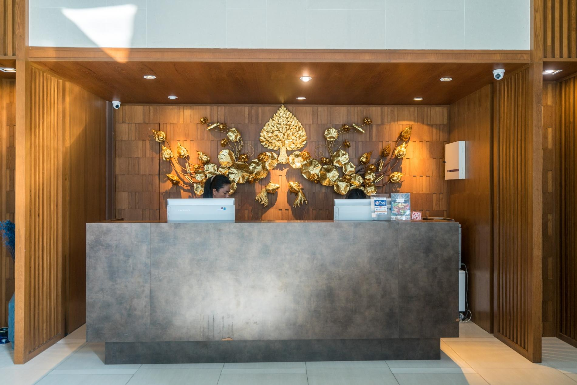 Apartment Aristo 216 - Pool access duplex in Surin condo for 4 people photo 20258432