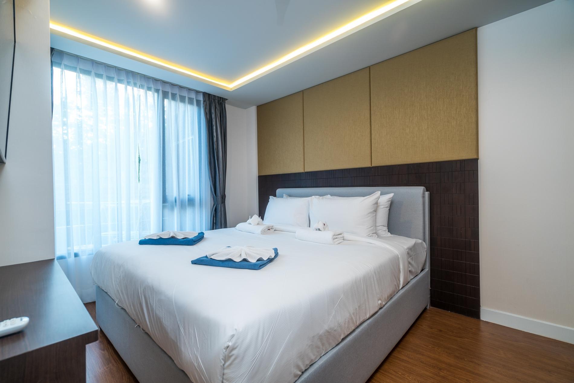 Apartment Aristo 216 - Pool access duplex in Surin condo for 4 people photo 20258426