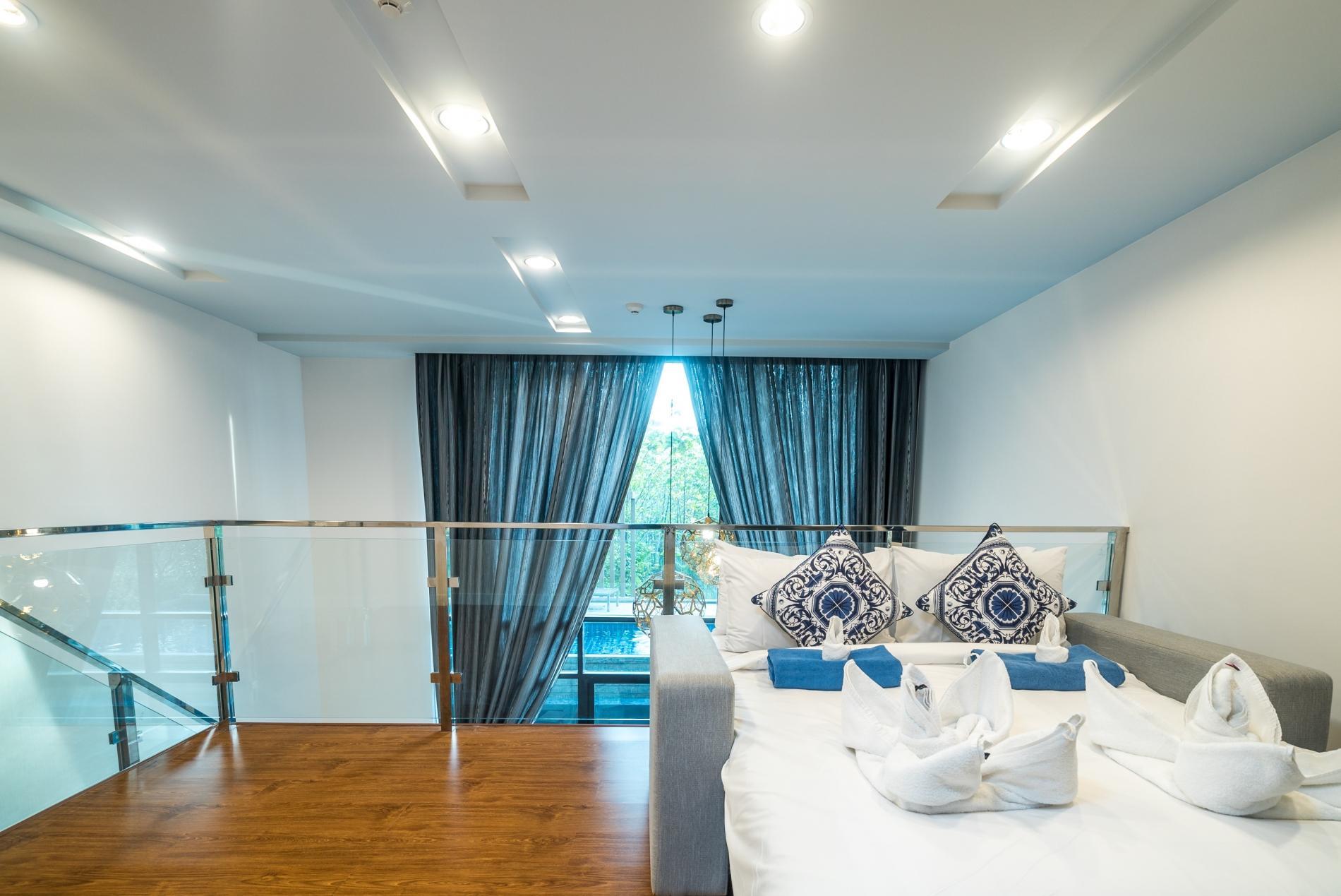 Apartment Aristo 216 - Pool access duplex in Surin condo for 4 people photo 20388824