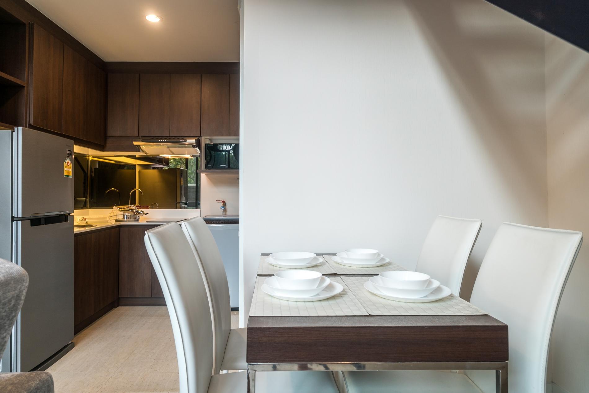 Apartment Aristo 216 - Pool access duplex in Surin condo for 4 people photo 20388822