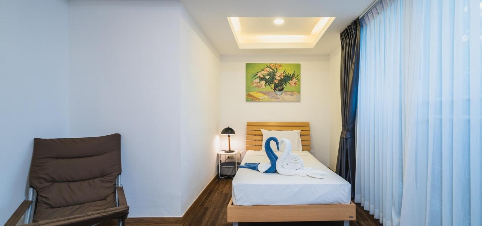 Patong Hill sea view villa 4 bedroom private pool