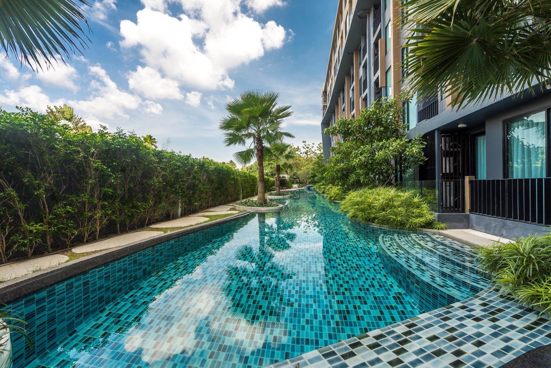 Apartment Aristo 521 - Brand new studio close to beach  3 pools  photo 16848418