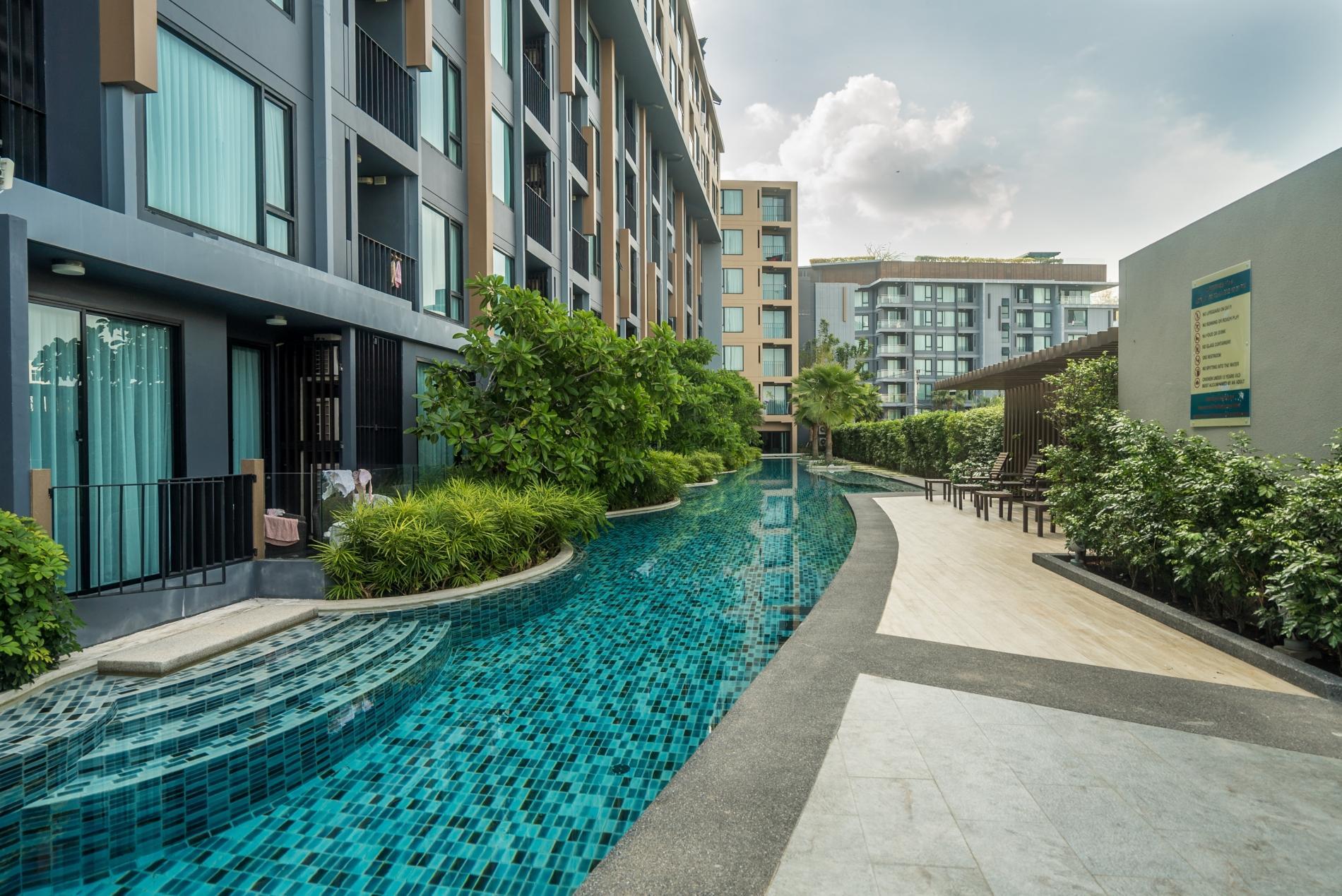 Apartment Aristo 521 - Brand new studio close to beach  3 pools  photo 16834658