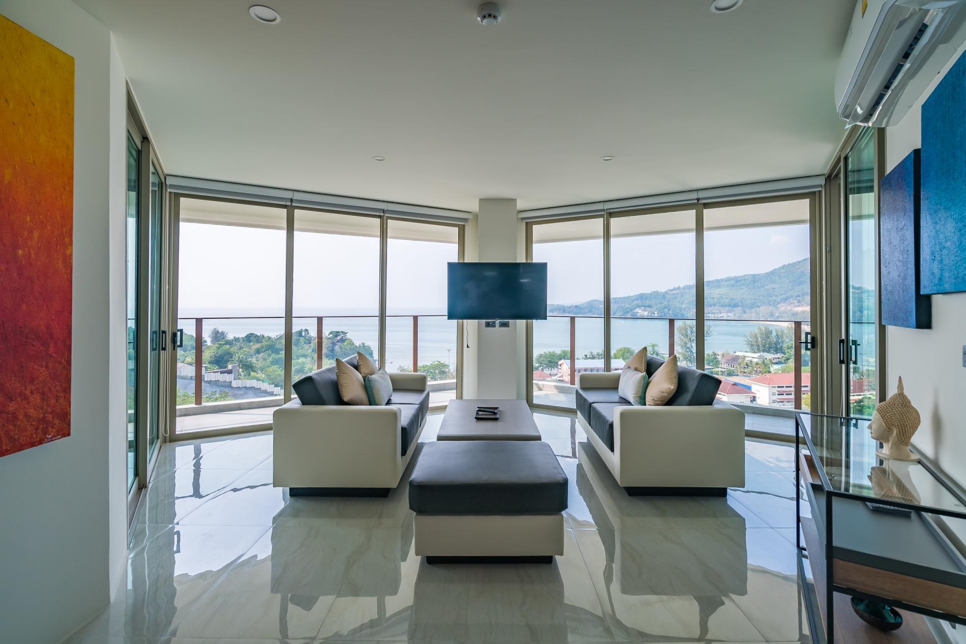 Oceana Full seaview private pool luxury apartment photo 16833964