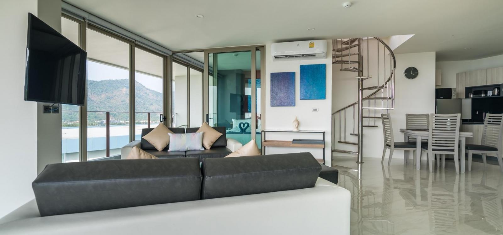 Oceana Full seaview private pool luxury apartment