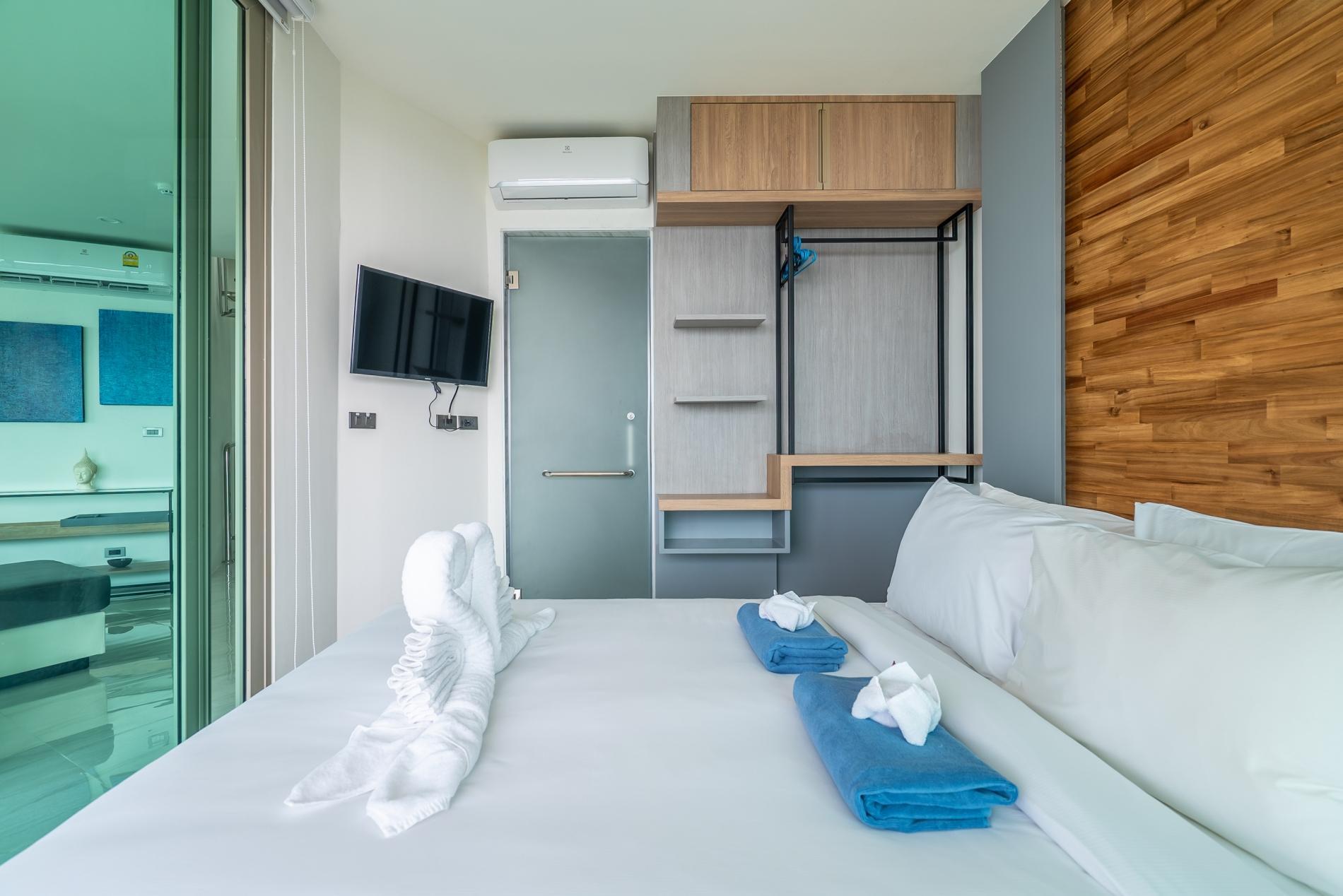 Apartment Oceana Full seaview private pool luxury apartment photo 17081409