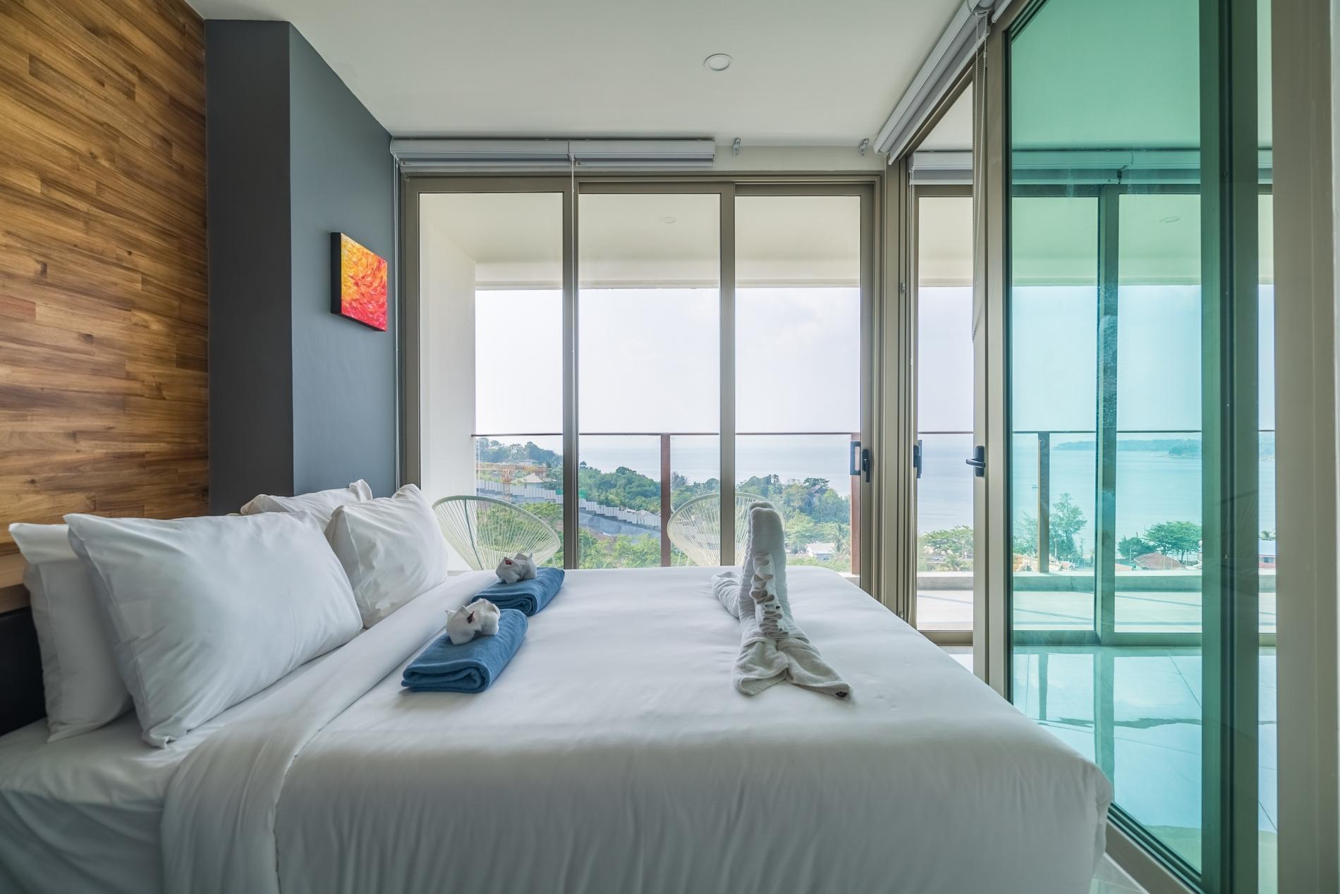 Apartment Oceana Full seaview private pool luxury apartment photo 17076269