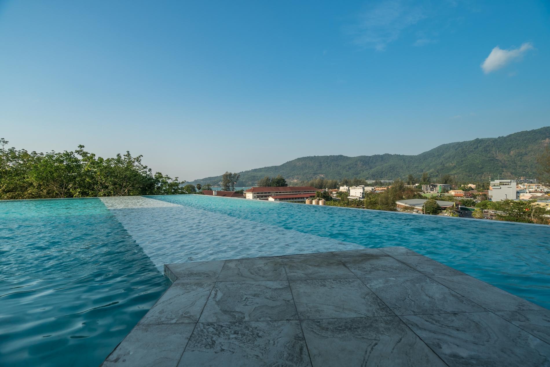Apartment Oceana Full seaview private pool luxury apartment photo 16937029