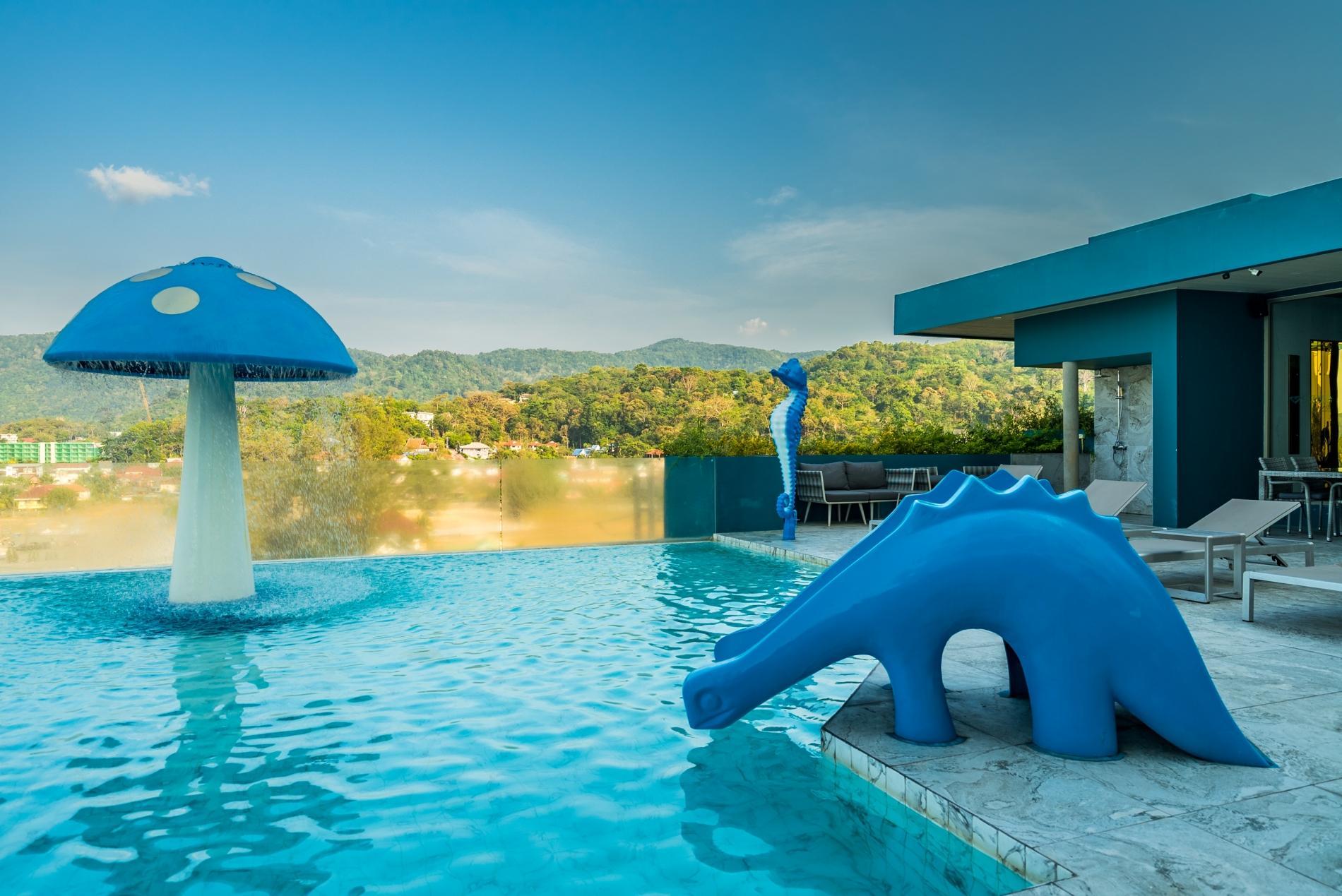 Apartment Oceana Full seaview private pool luxury apartment photo 16966590
