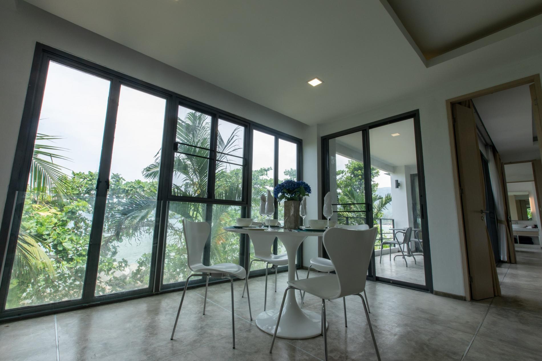Beachfront and seaview apartment for 4 on Kamala - KBE photo 19086760
