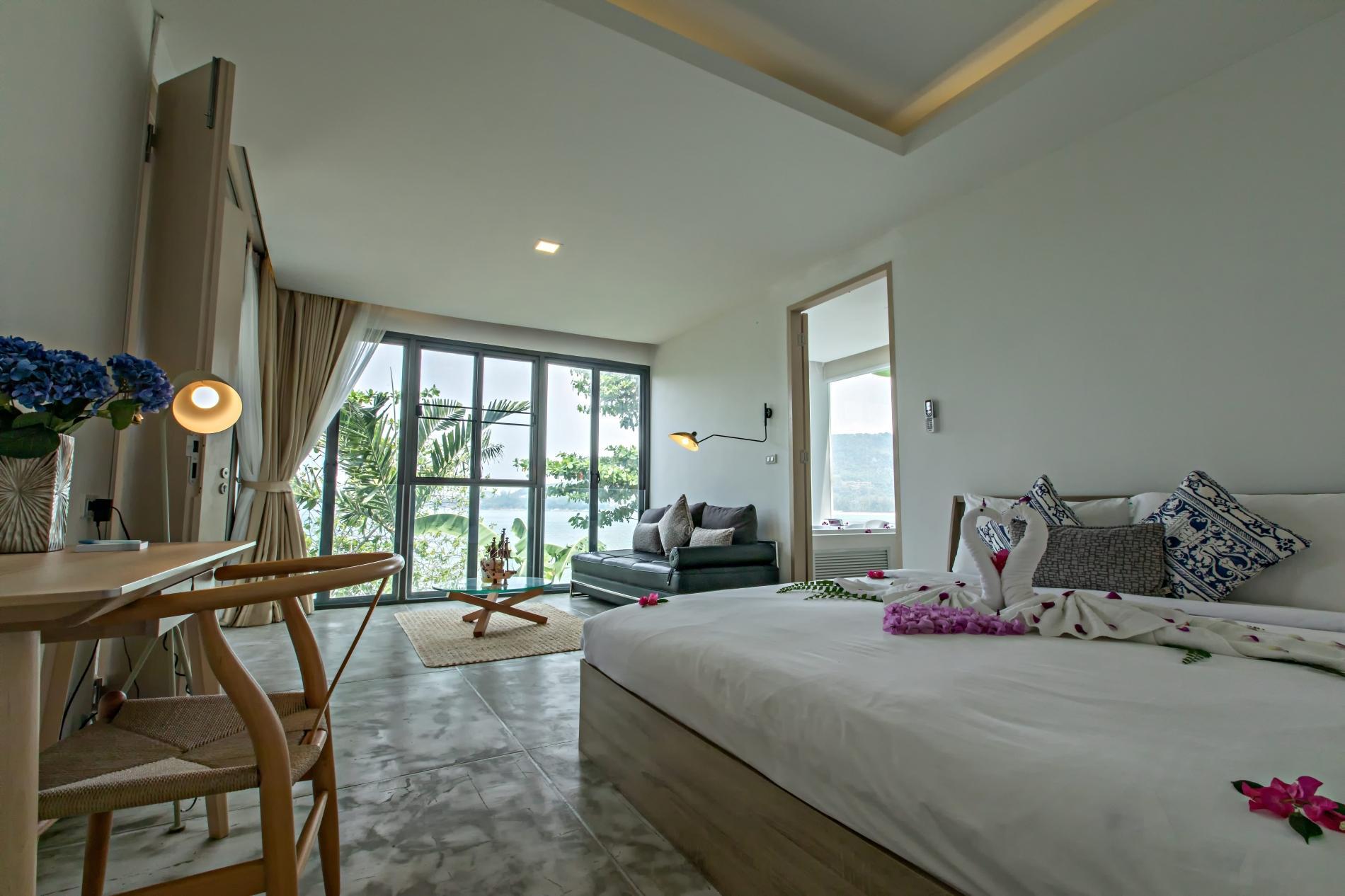 Apartment Beachfront and seaview apartment for 4 on Kamala - KBE photo 19383508