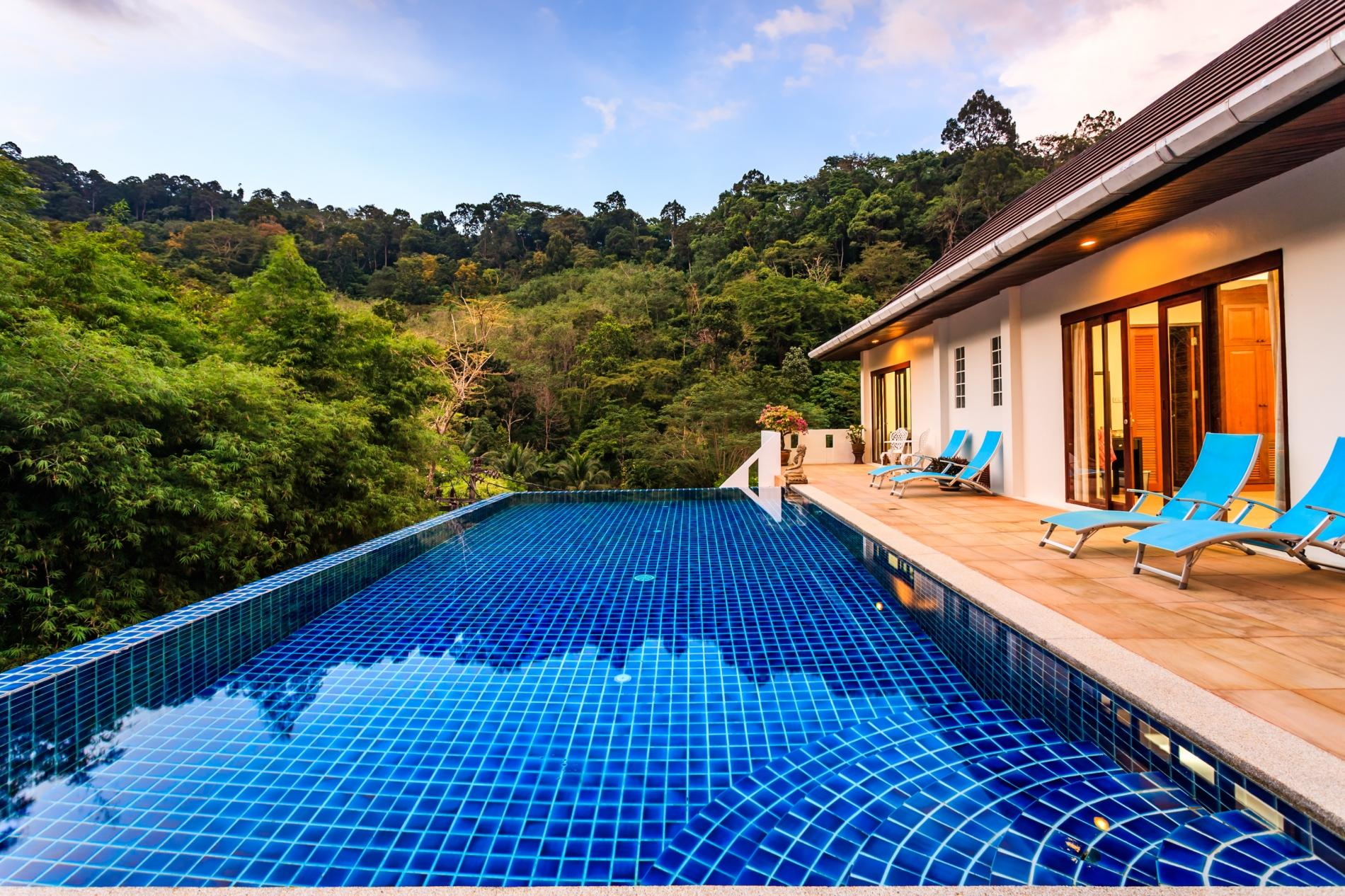 Apartment BBK -  Private pool waterfall jungle villa in Kathu - FREE MOTORBIKE photo 20544723