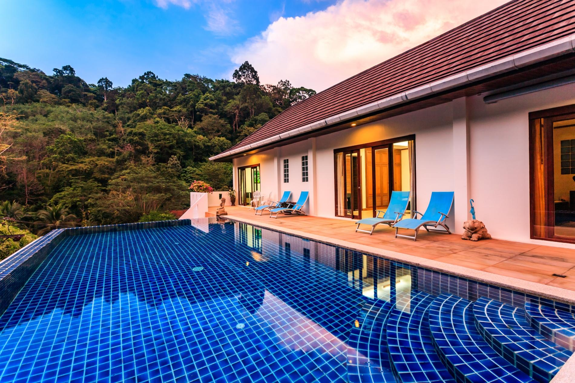 Apartment BBK -  Private pool waterfall jungle villa in Kathu - FREE MOTORBIKE photo 20544761