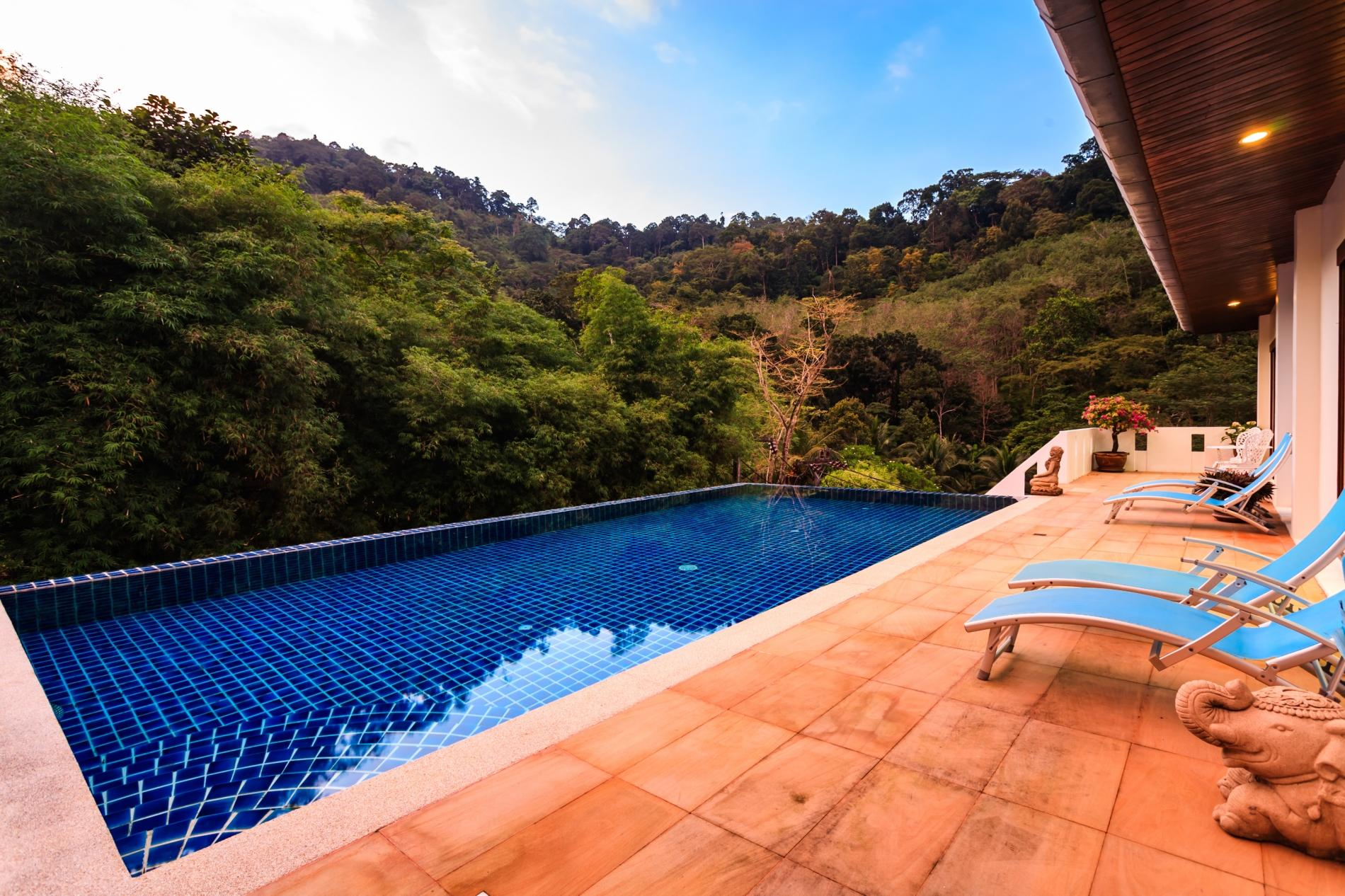 Apartment BBK -  Private pool waterfall jungle villa in Kathu - FREE MOTORBIKE photo 20544775