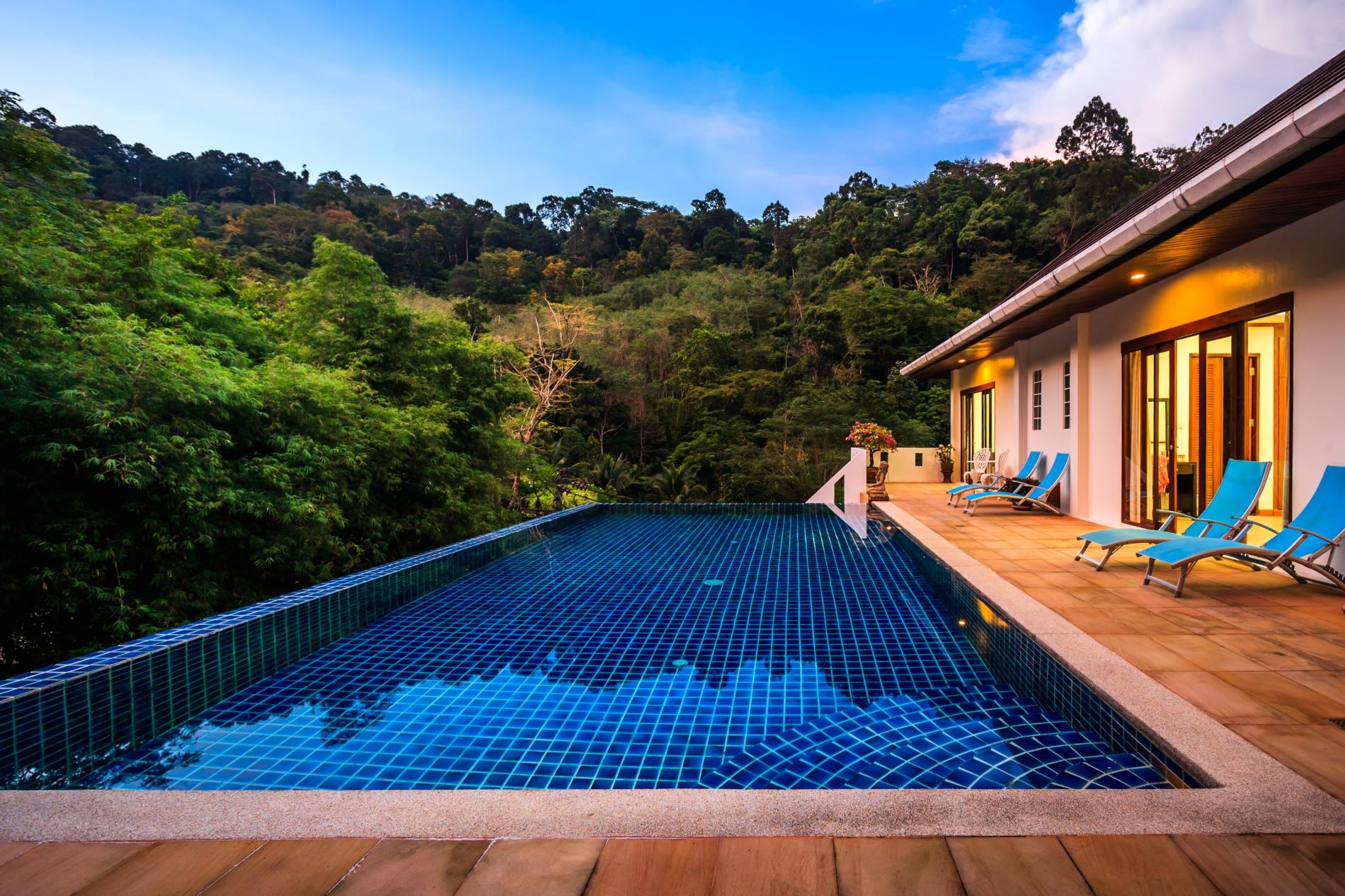 Apartment BBK -  Private pool waterfall jungle villa in Kathu - FREE MOTORBIKE photo 20544725