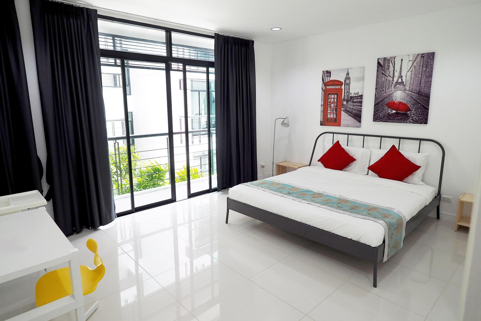 Apartment Kamala Regent D202 - Modern apartment with pool and gym  walk to beach photo 19257019