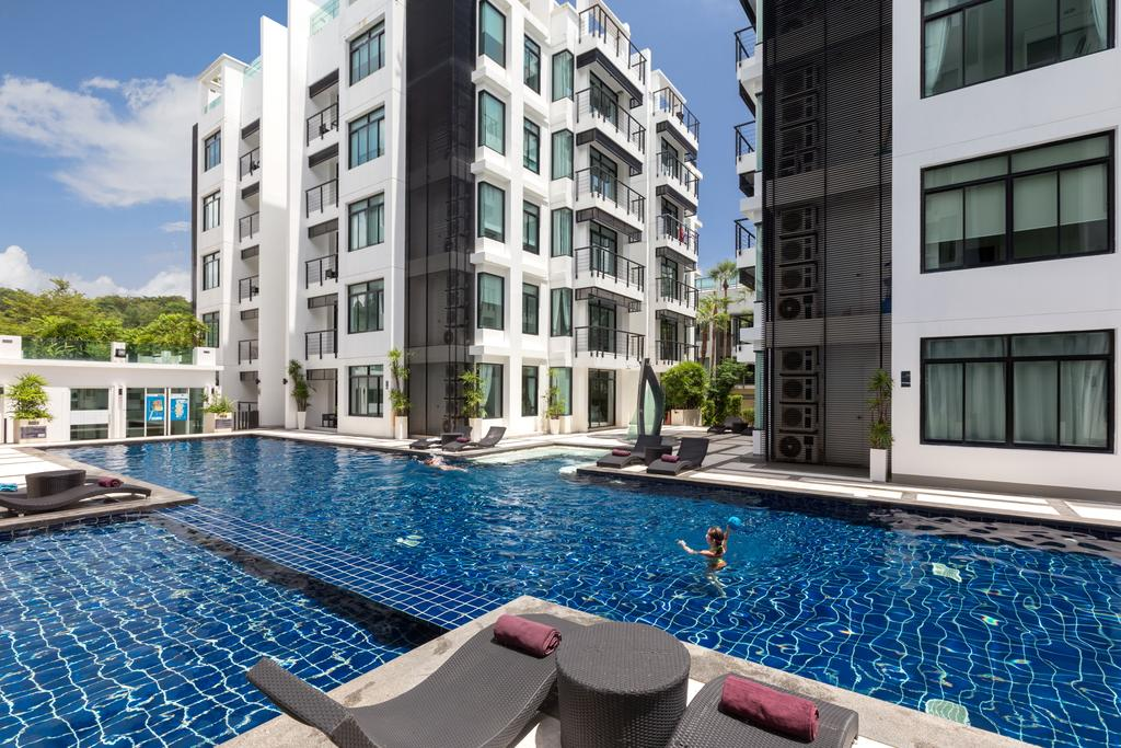 Apartment Kamala Regent D202 - Modern apartment with pool and gym  walk to beach photo 19291832