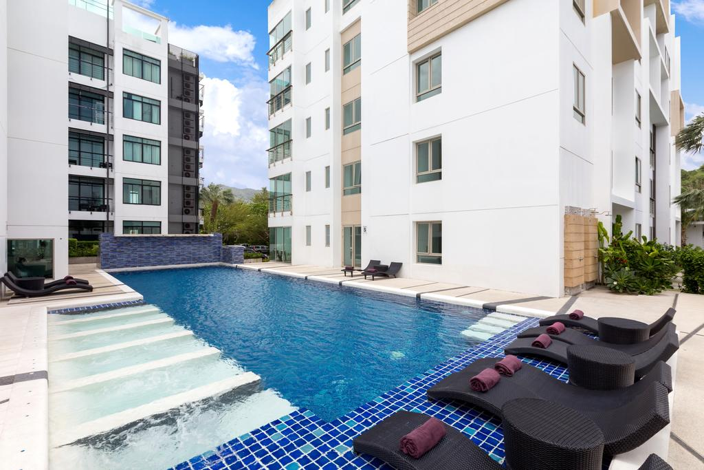 Apartment Kamala Regent D202 - Modern apartment with pool and gym  walk to beach photo 19097962