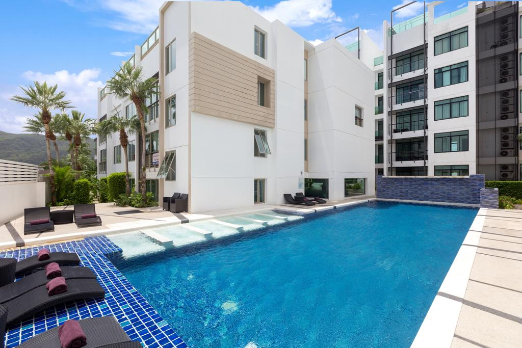 Apartment Kamala Regent D202 - Modern apartment with pool and gym  walk to beach photo 19291844