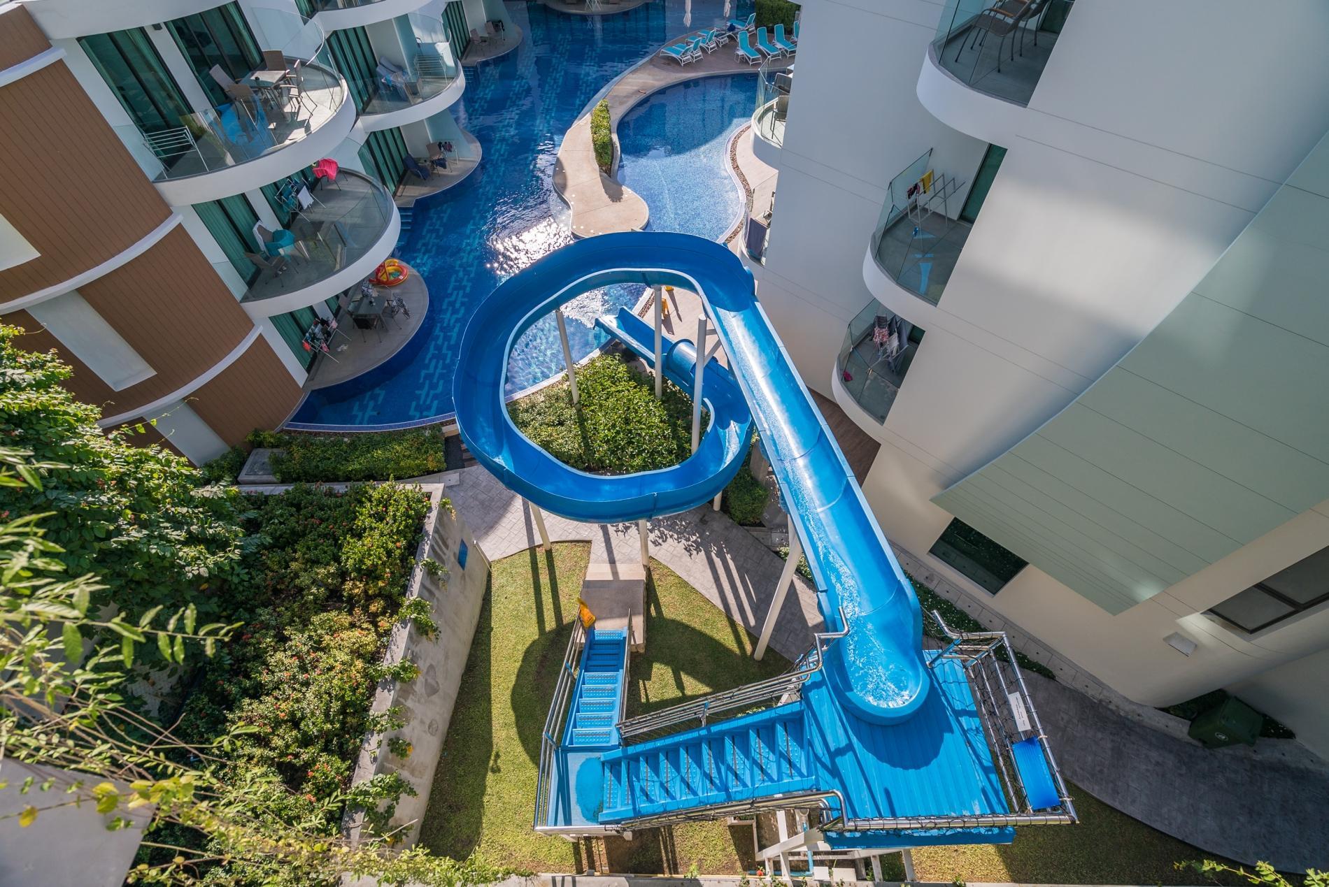 Apartment Twin Sands 1406 - Panoramic seaview apartment walk to beach  shared pool photo 16861317