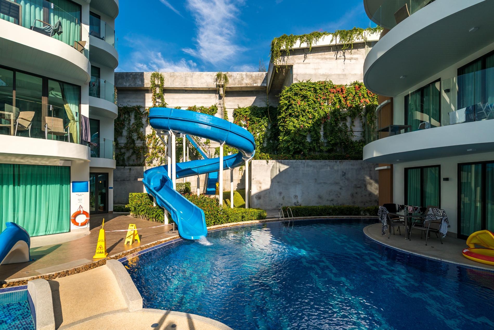 Apartment Twin Sands 1406 - Panoramic seaview apartment walk to beach  shared pool photo 16754764