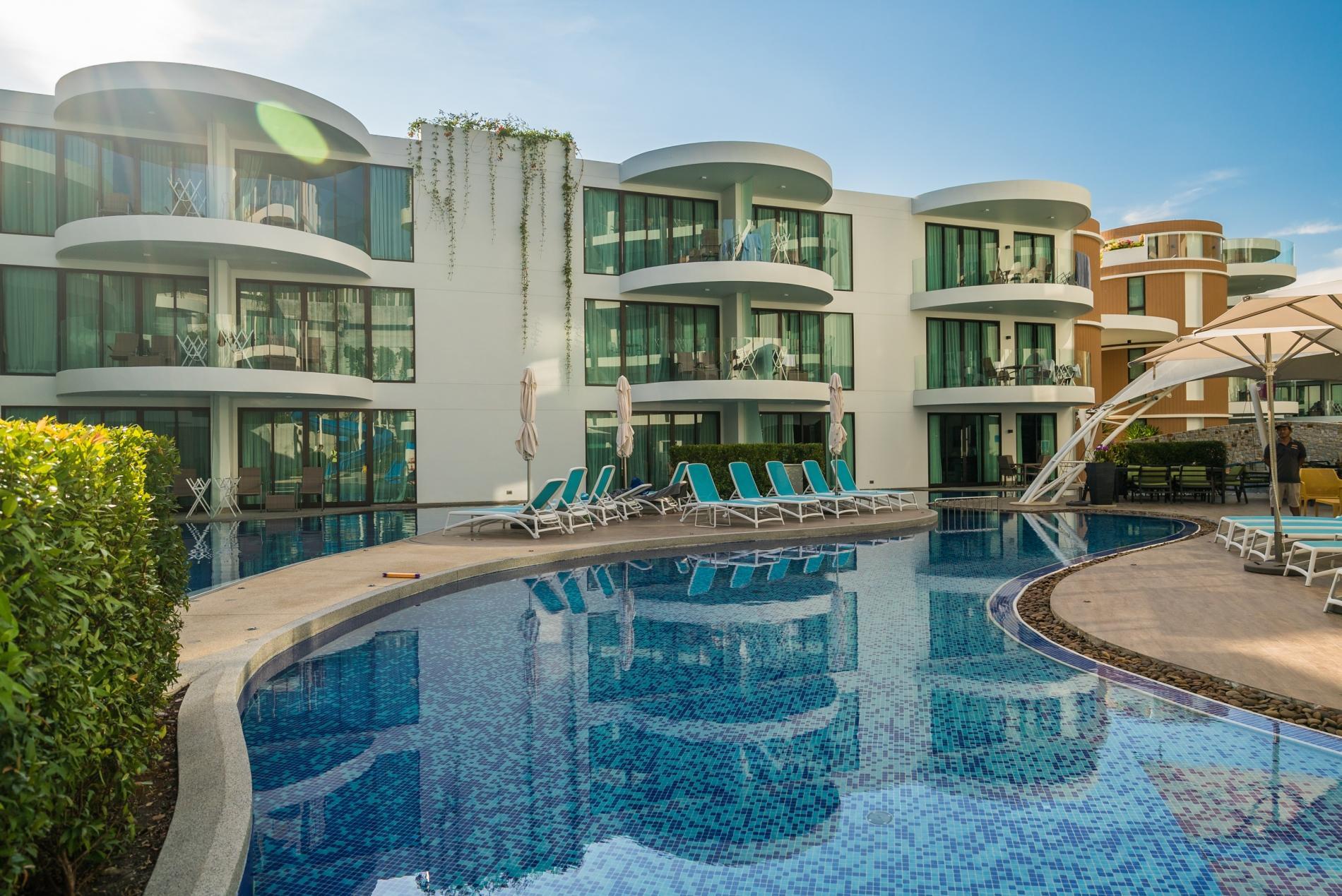 Apartment Twin Sands 1406 - Panoramic seaview apartment walk to beach  shared pool photo 16939099