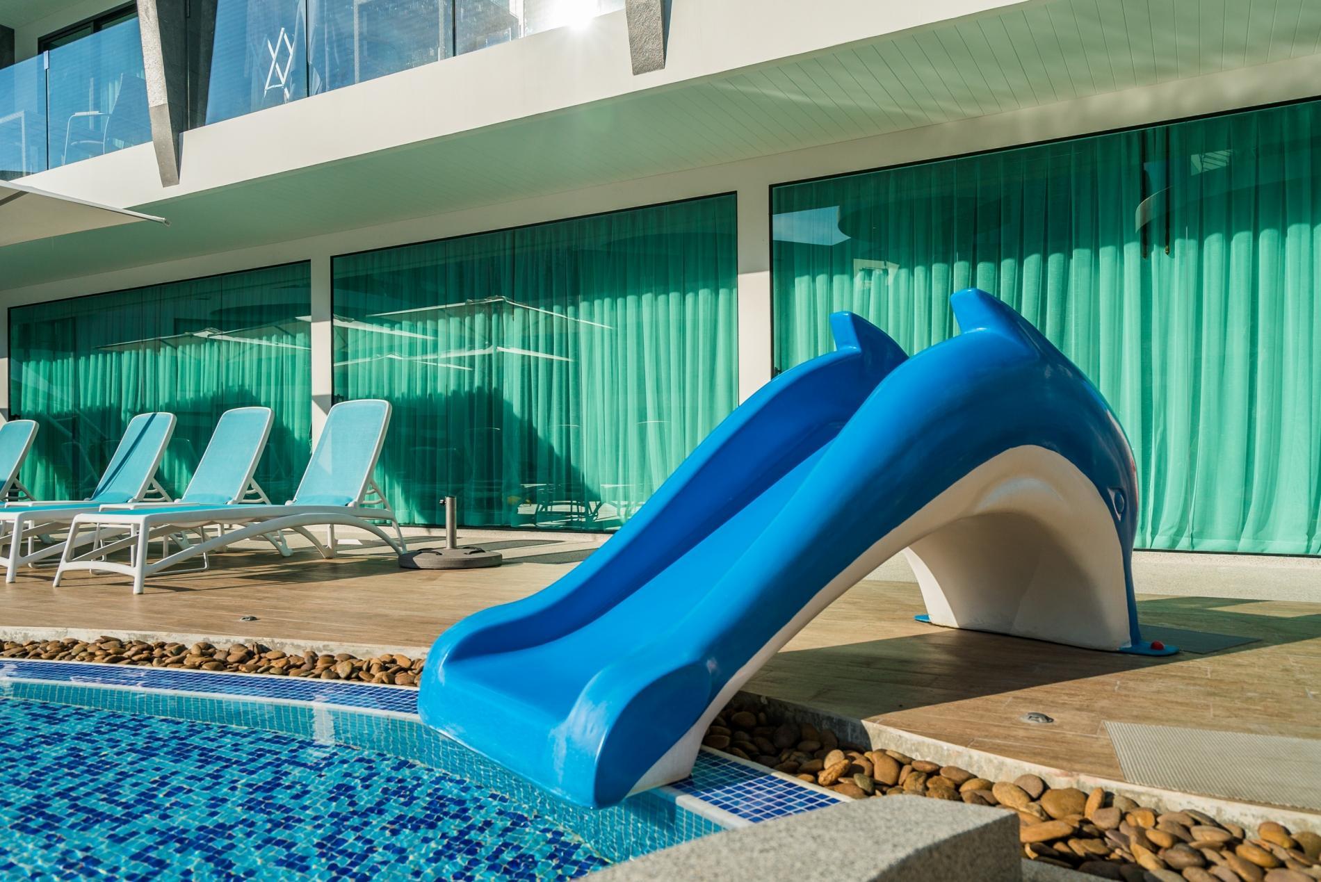 Apartment Twin Sands 1406 - Panoramic seaview apartment walk to beach  shared pool photo 17053738
