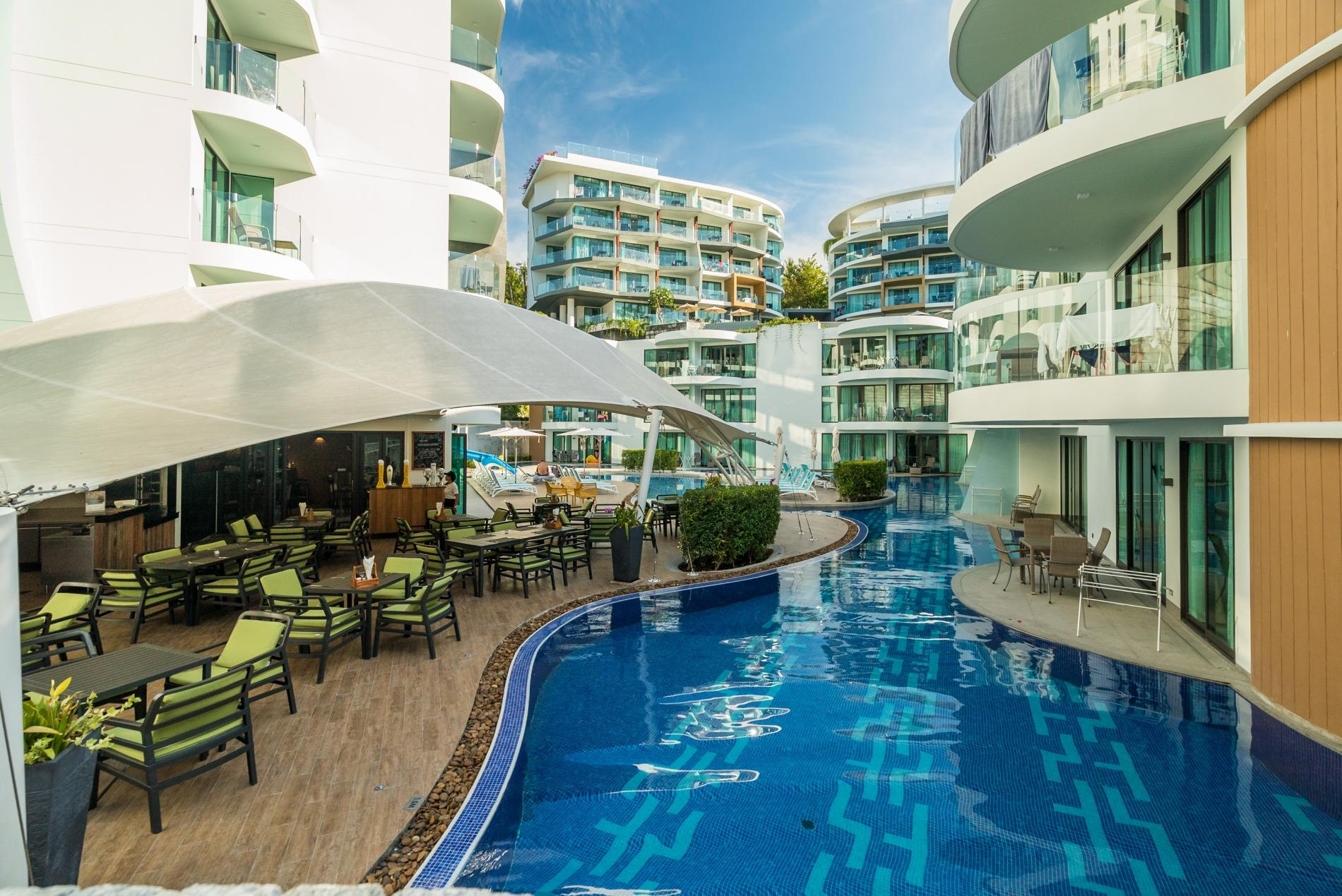 Apartment Twin Sands 1406 - Panoramic seaview apartment walk to beach  shared pool photo 17077448