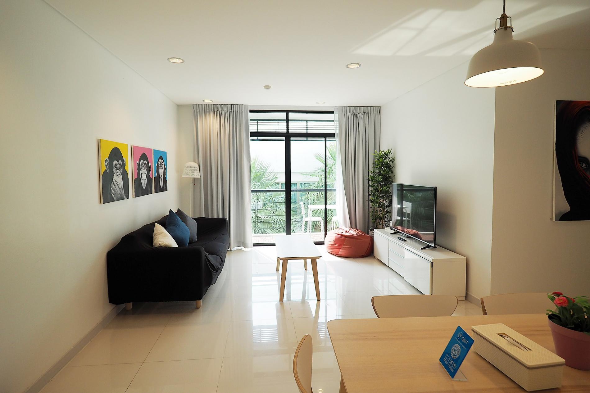 Apartment Kamala Regent D302 - Stylish Kamala apartment  pool and gym  walk to beach photo 18545344