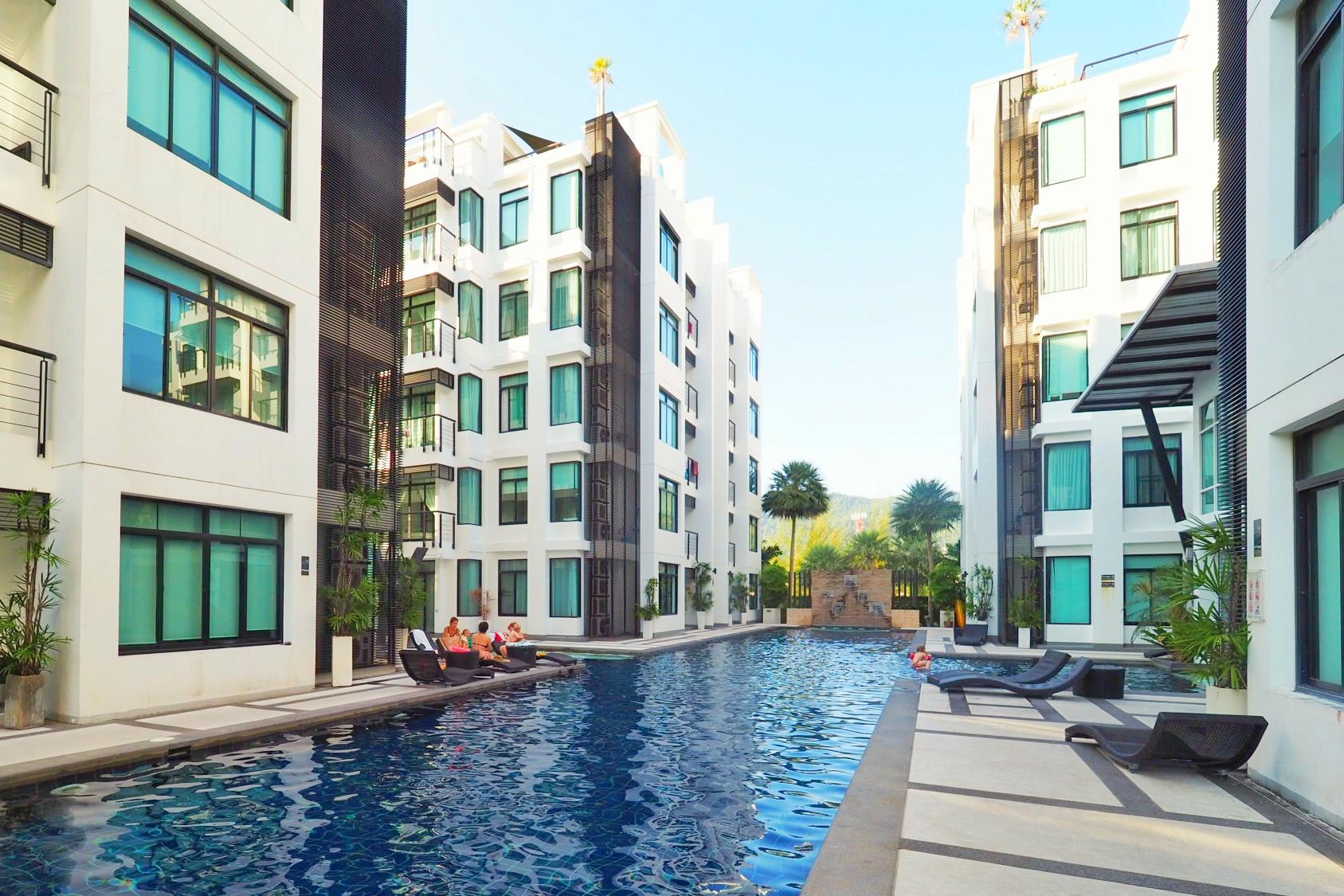 Apartment Kamala Regent D302 - Stylish Kamala apartment  pool and gym  walk to beach photo 19384805
