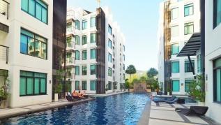 Kamala Regent D201 - Central apartment with pool, gym and sauna near beach