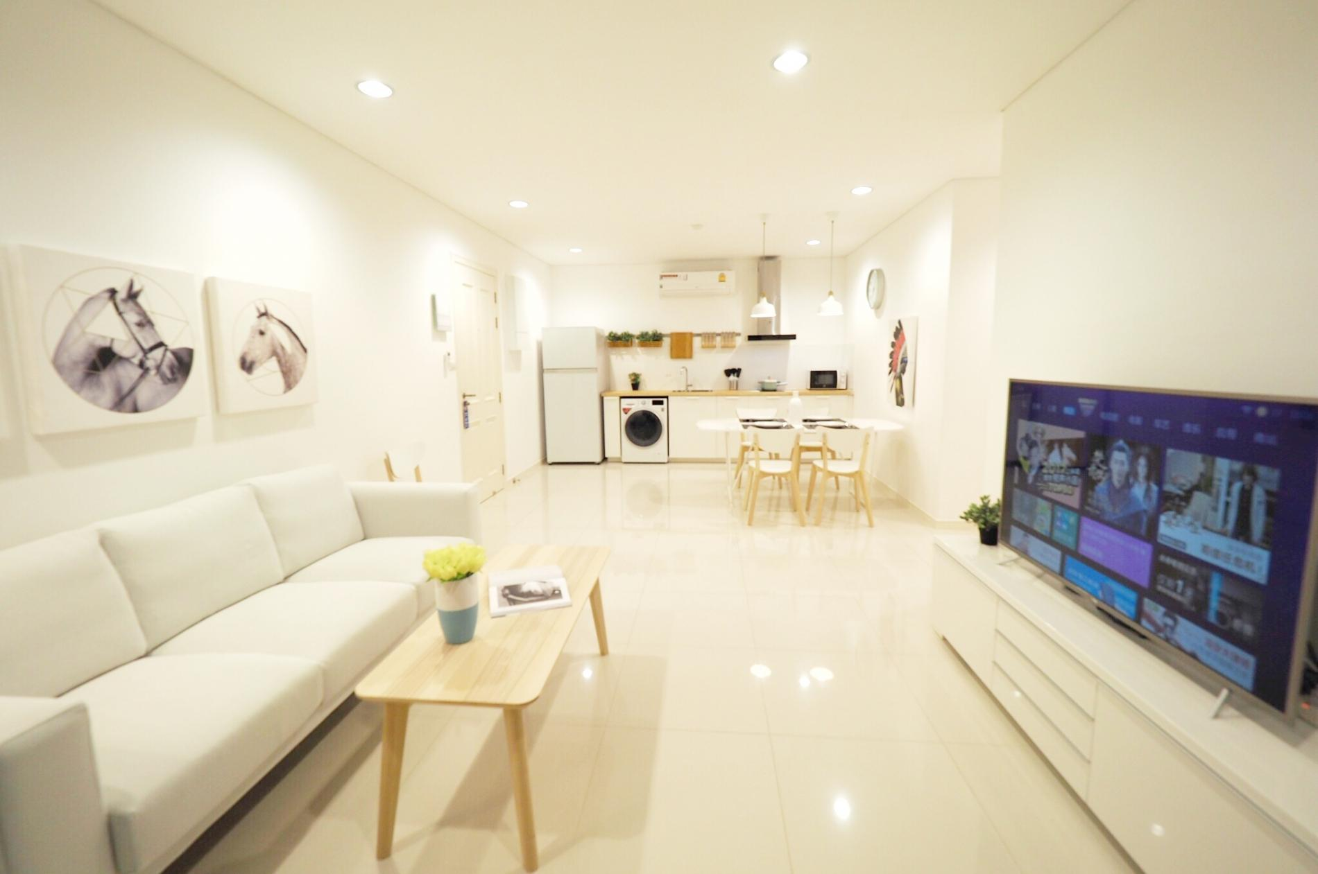 Kamala Regent D201 - Central apartment with pool, gym and sauna near beach photo 20388793