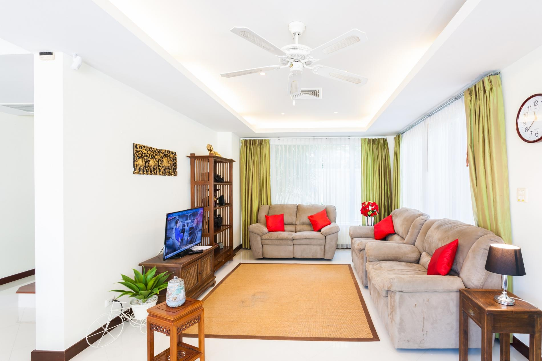 Apartment Baan Kaja villa  walk to Surin and BangTao beach  Private pool  photo 16966892